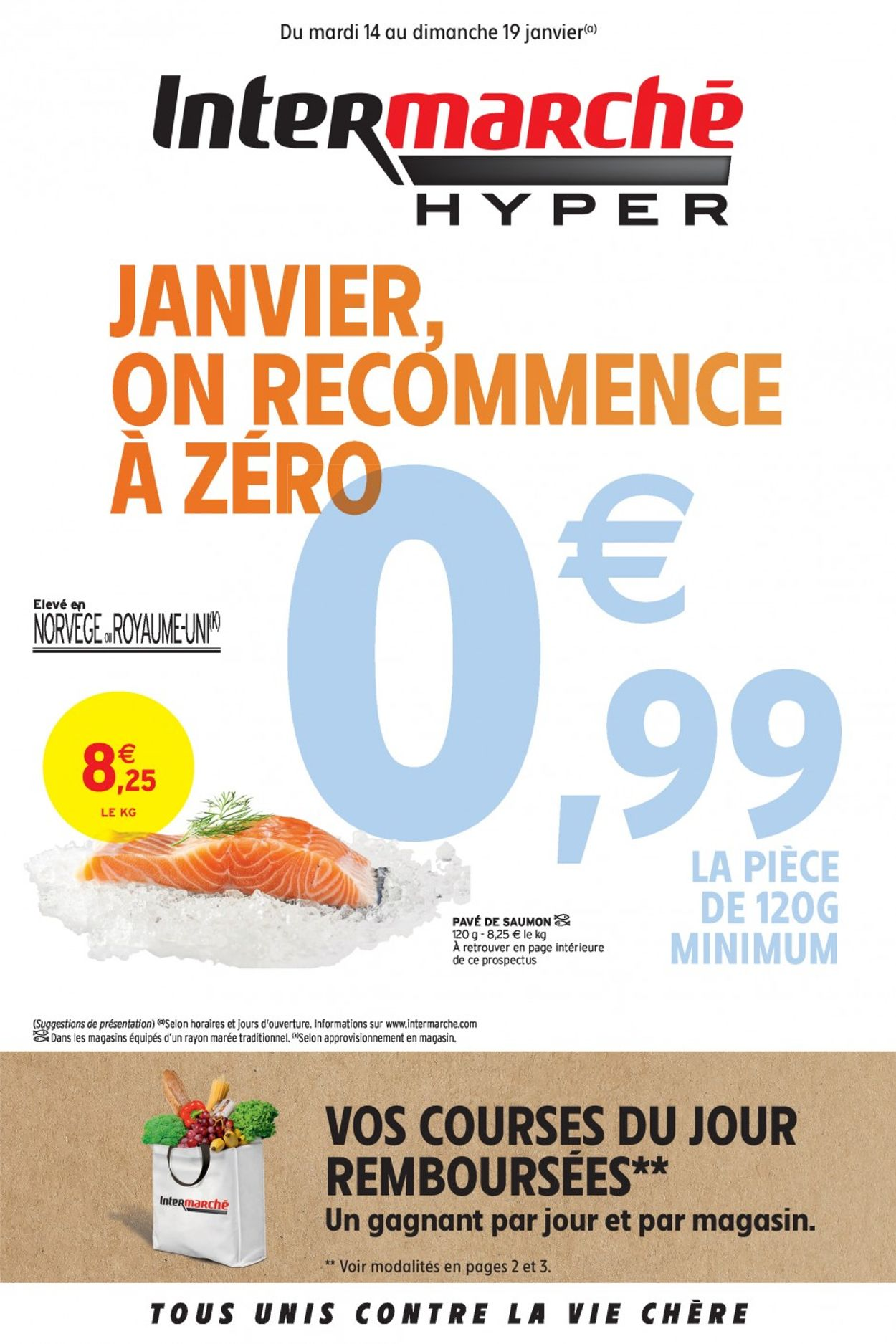 Intermarché Catalogue - 14.01-19.01.2020