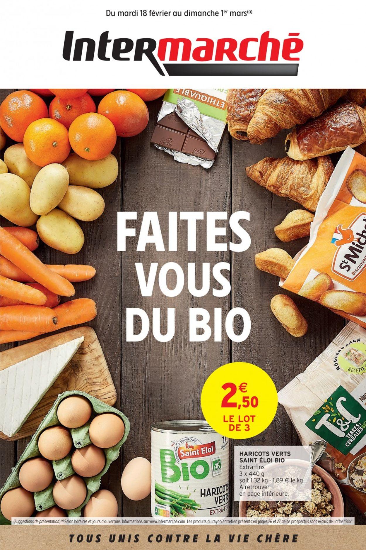Intermarché Catalogue - 18.02-01.03.2020