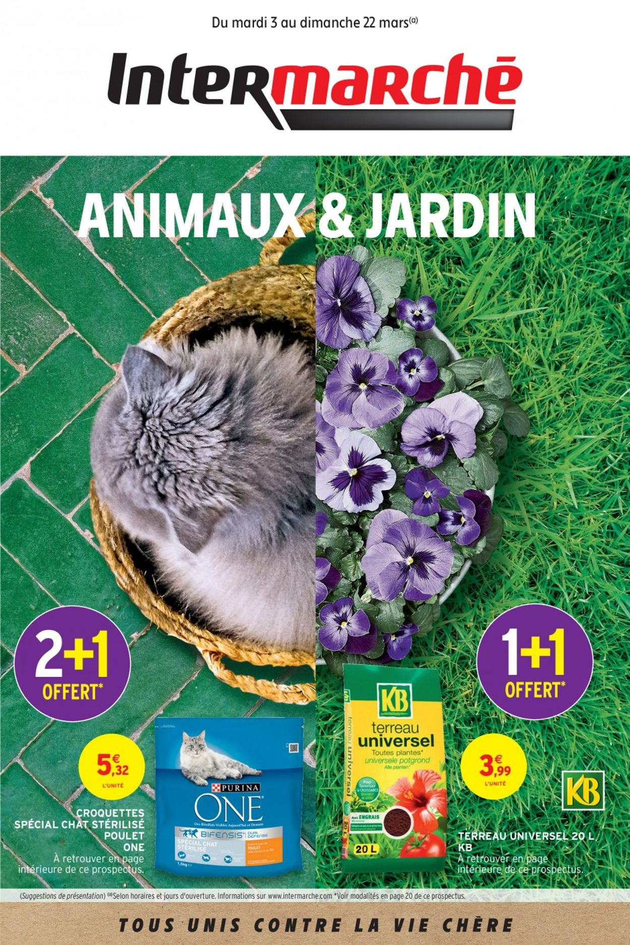 Intermarché Catalogue - 03.03-22.03.2020