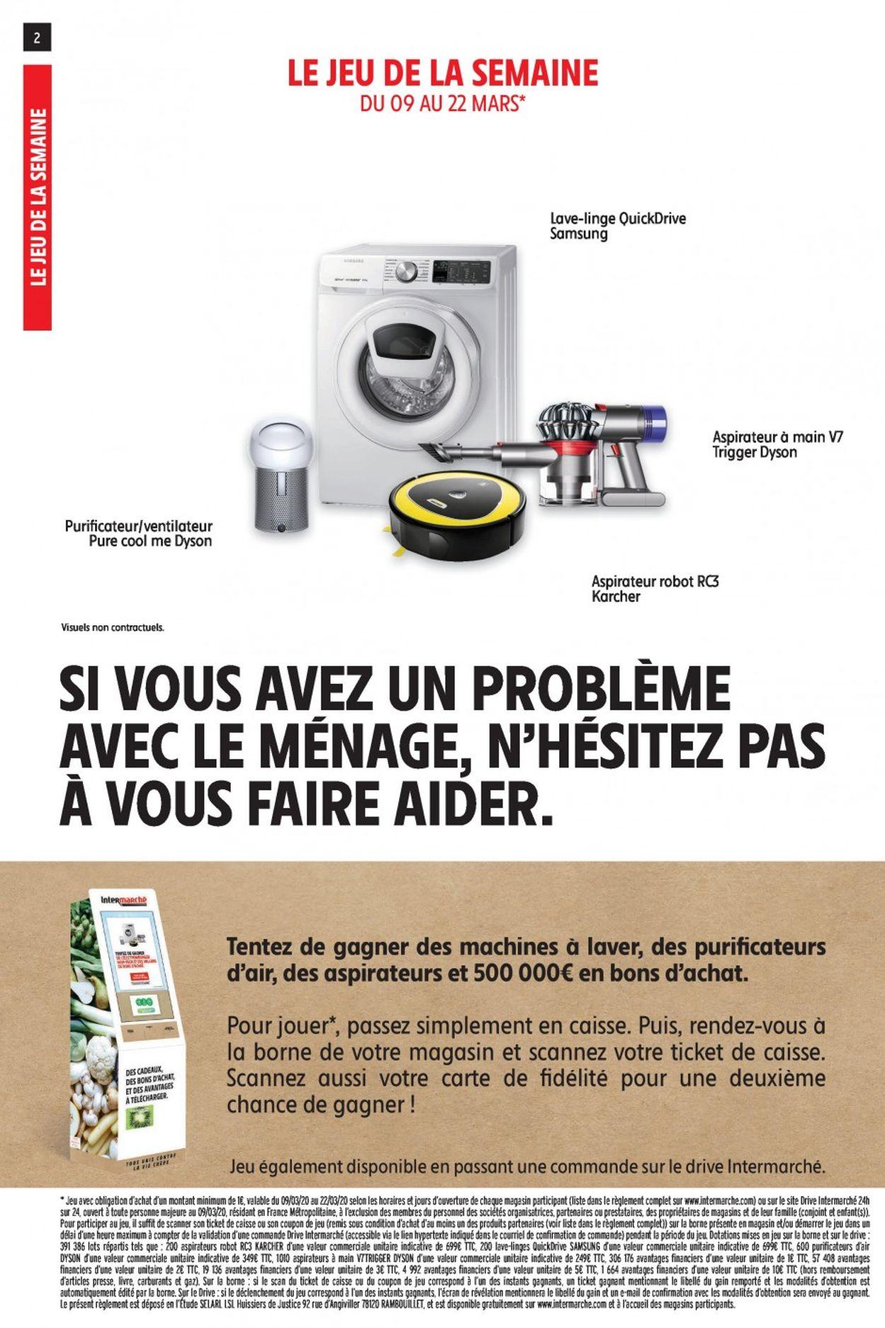 Intermarché Catalogue - 10.03-22.03.2020 (Page 2)