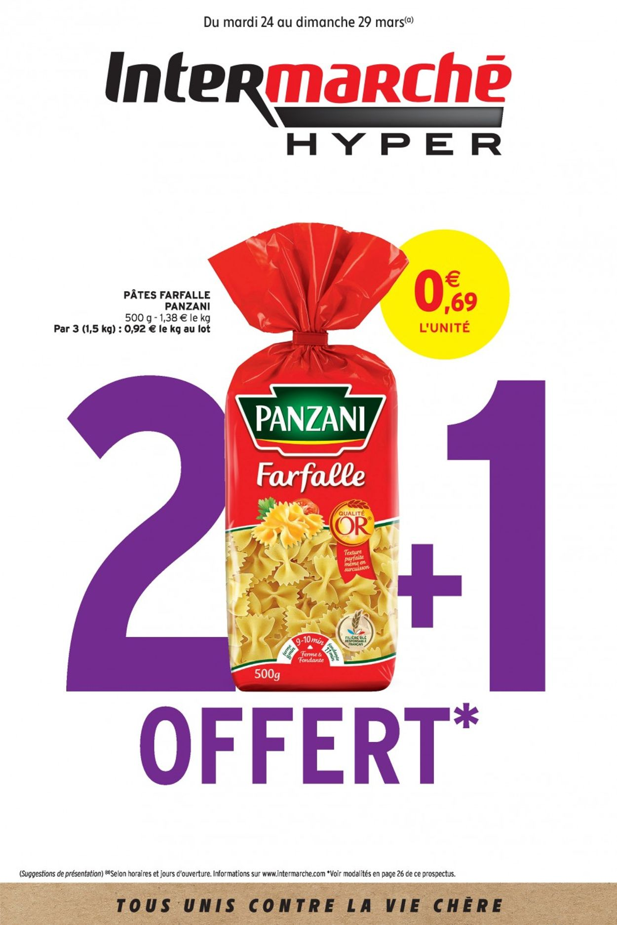 Intermarché Catalogue - 24.03-29.03.2020