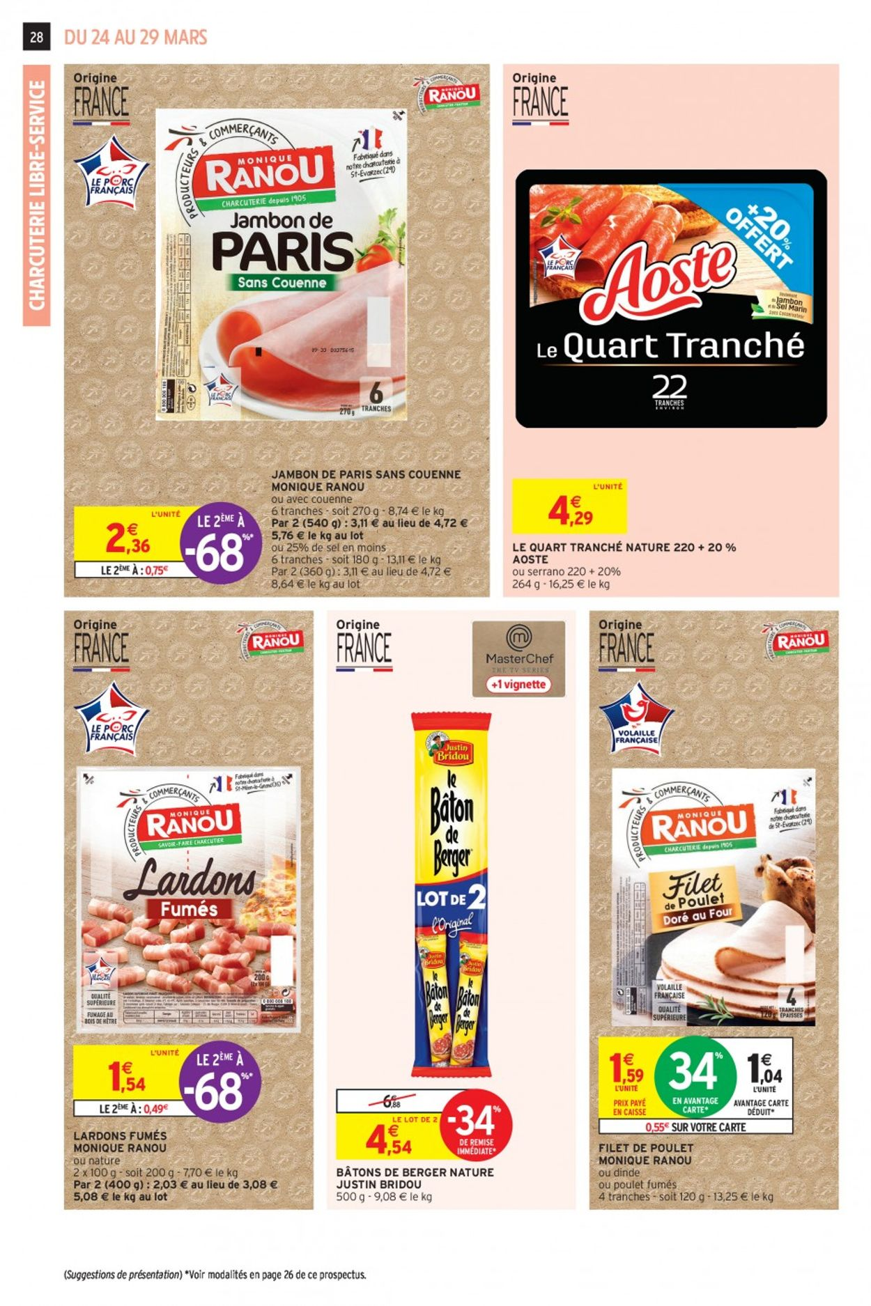 Intermarché Catalogue - 24.03-29.03.2020 (Page 27)