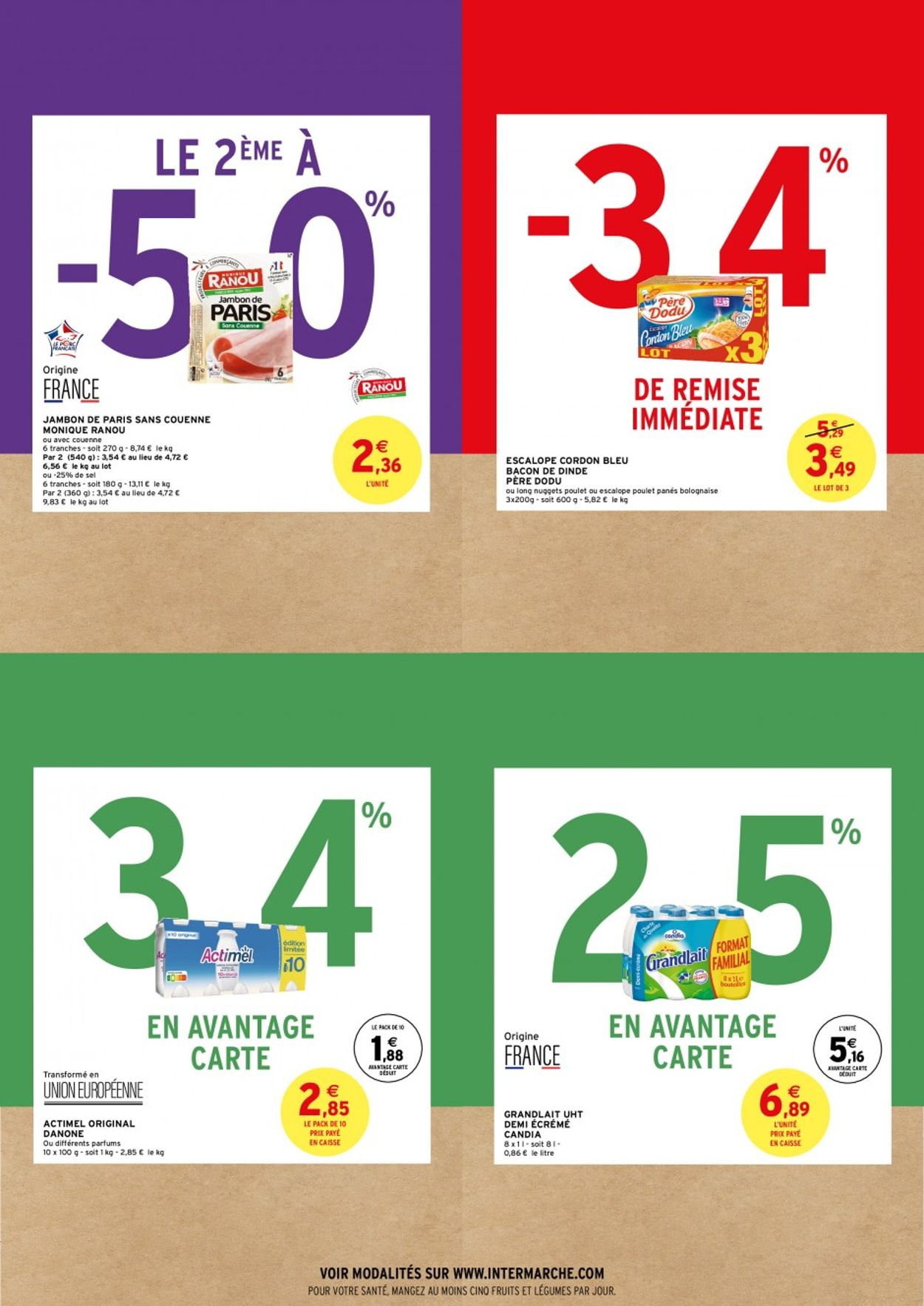 Intermarché Catalogue - 21.04-26.04.2020 (Page 3)