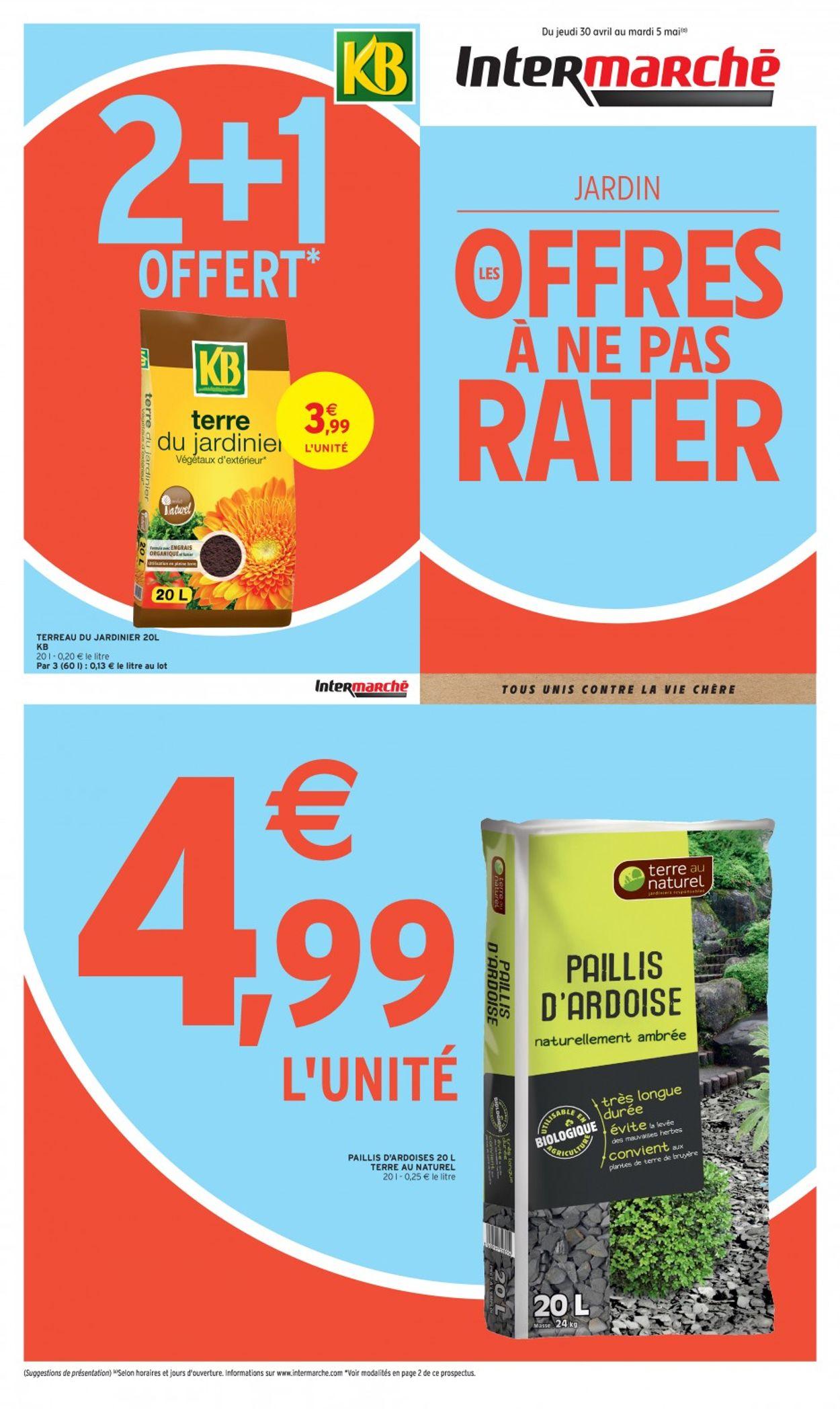 Intermarché Catalogue - 30.04-05.05.2020