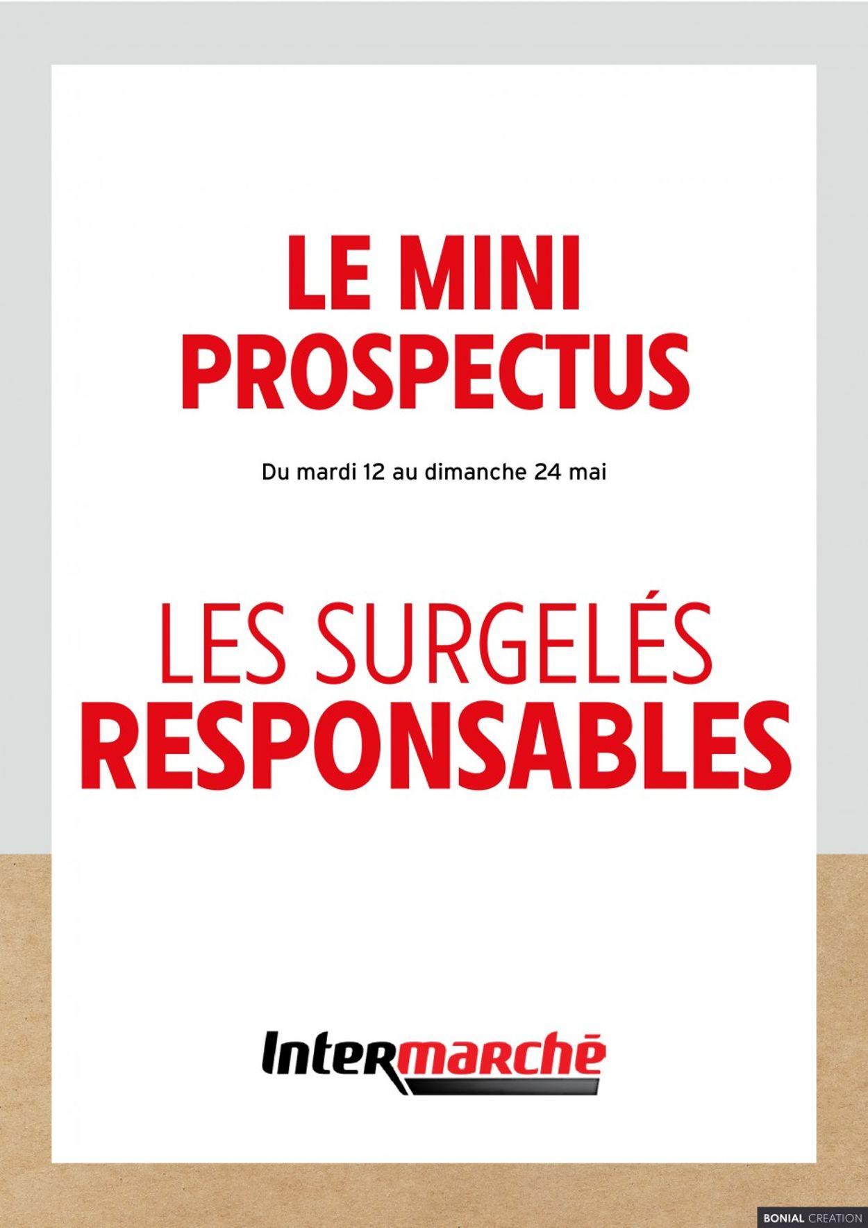 Intermarché Catalogue - 12.05-24.05.2020