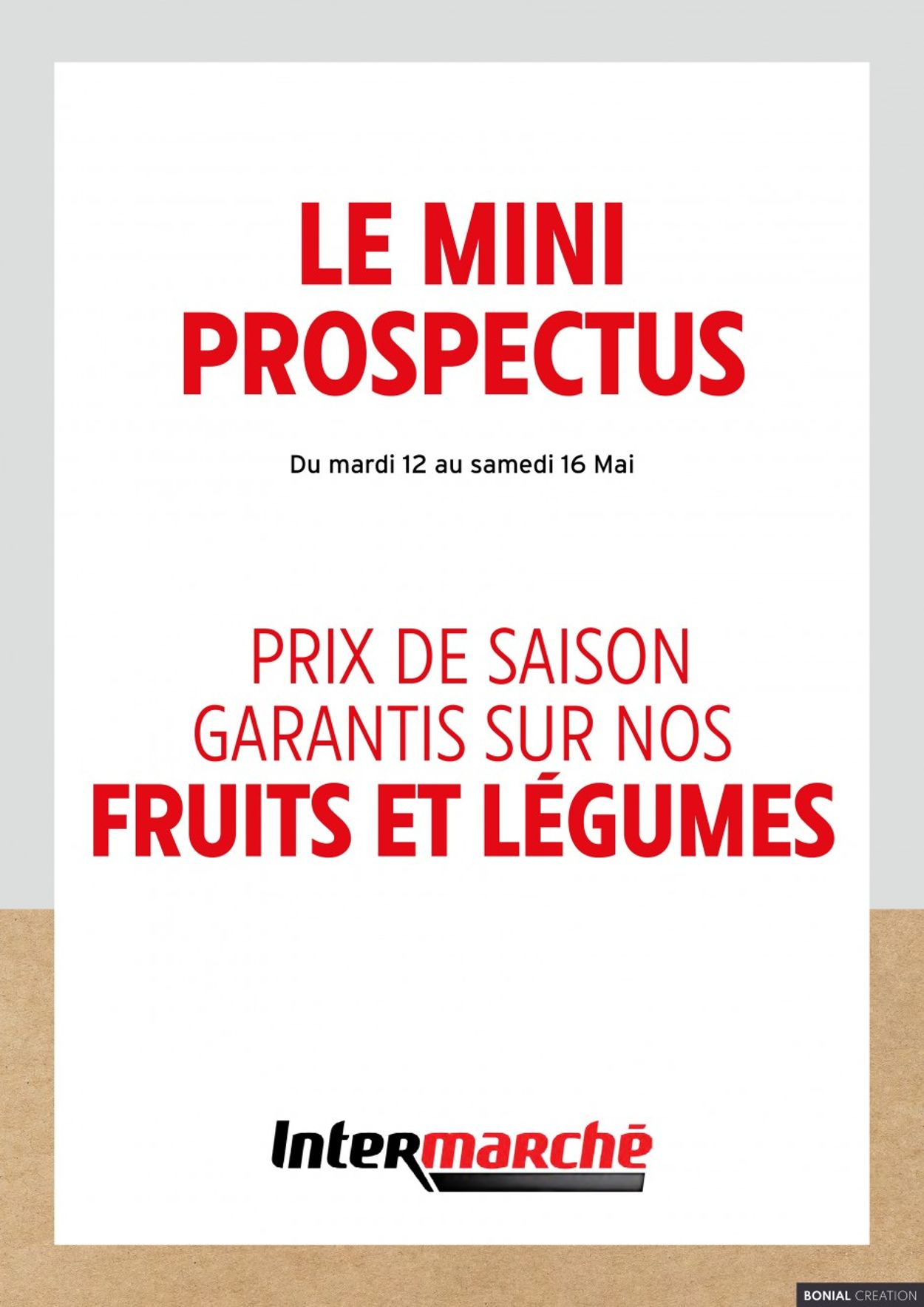 Intermarché Catalogue - 12.05-16.05.2020