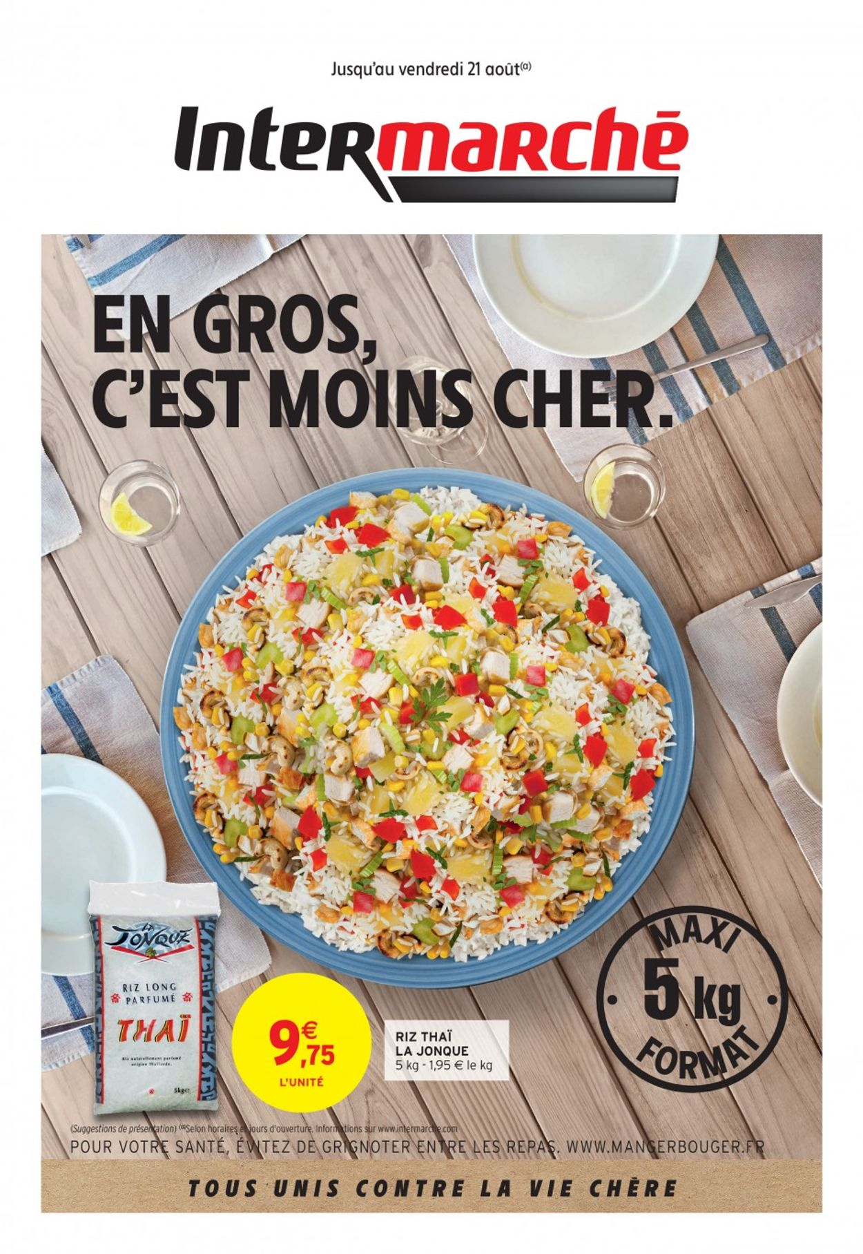Intermarché Catalogue - 19.05-21.08.2020