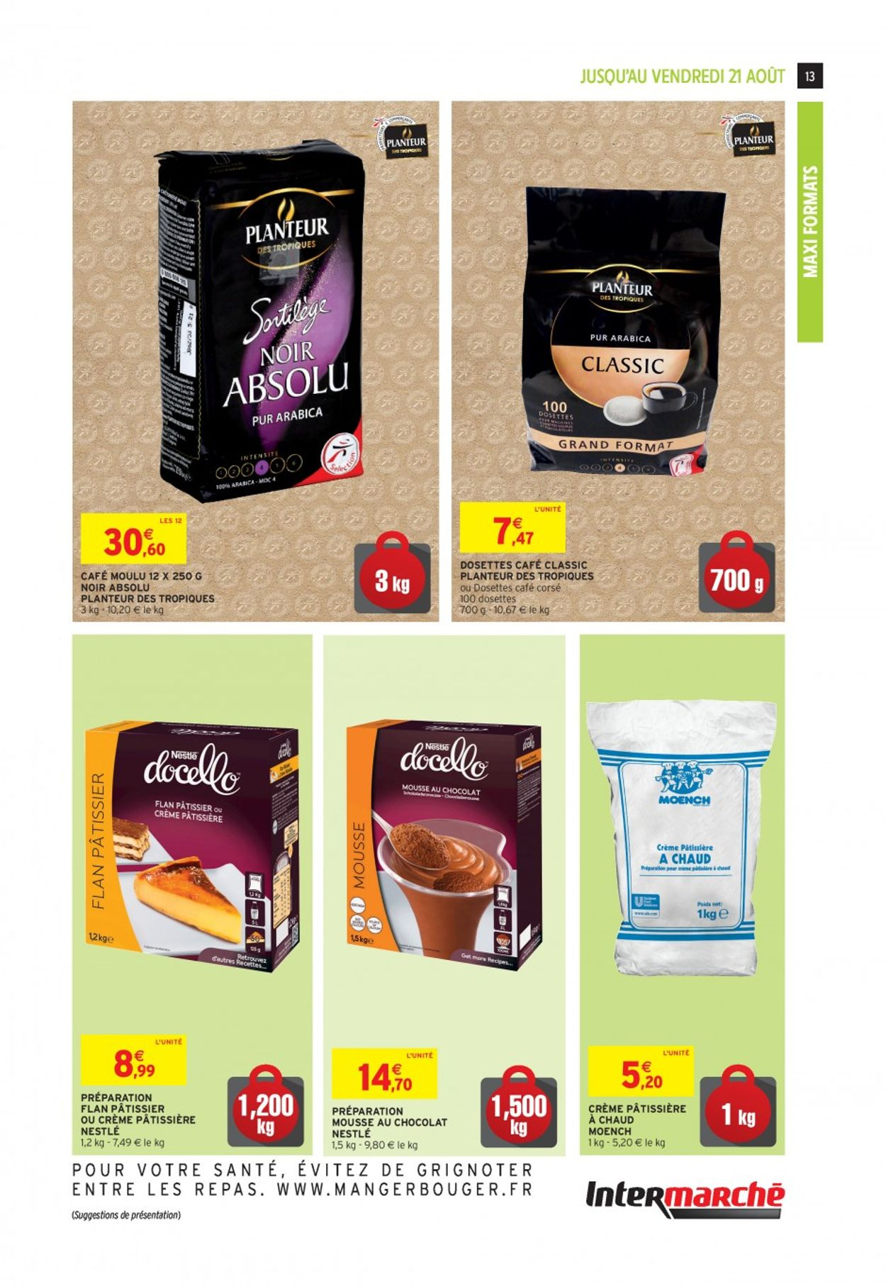 Intermarché Catalogue - 19.05-21.08.2020 (Page 13)