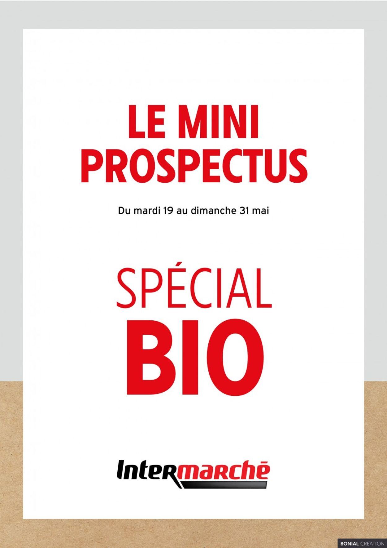 Intermarché Catalogue - 19.05-31.05.2020