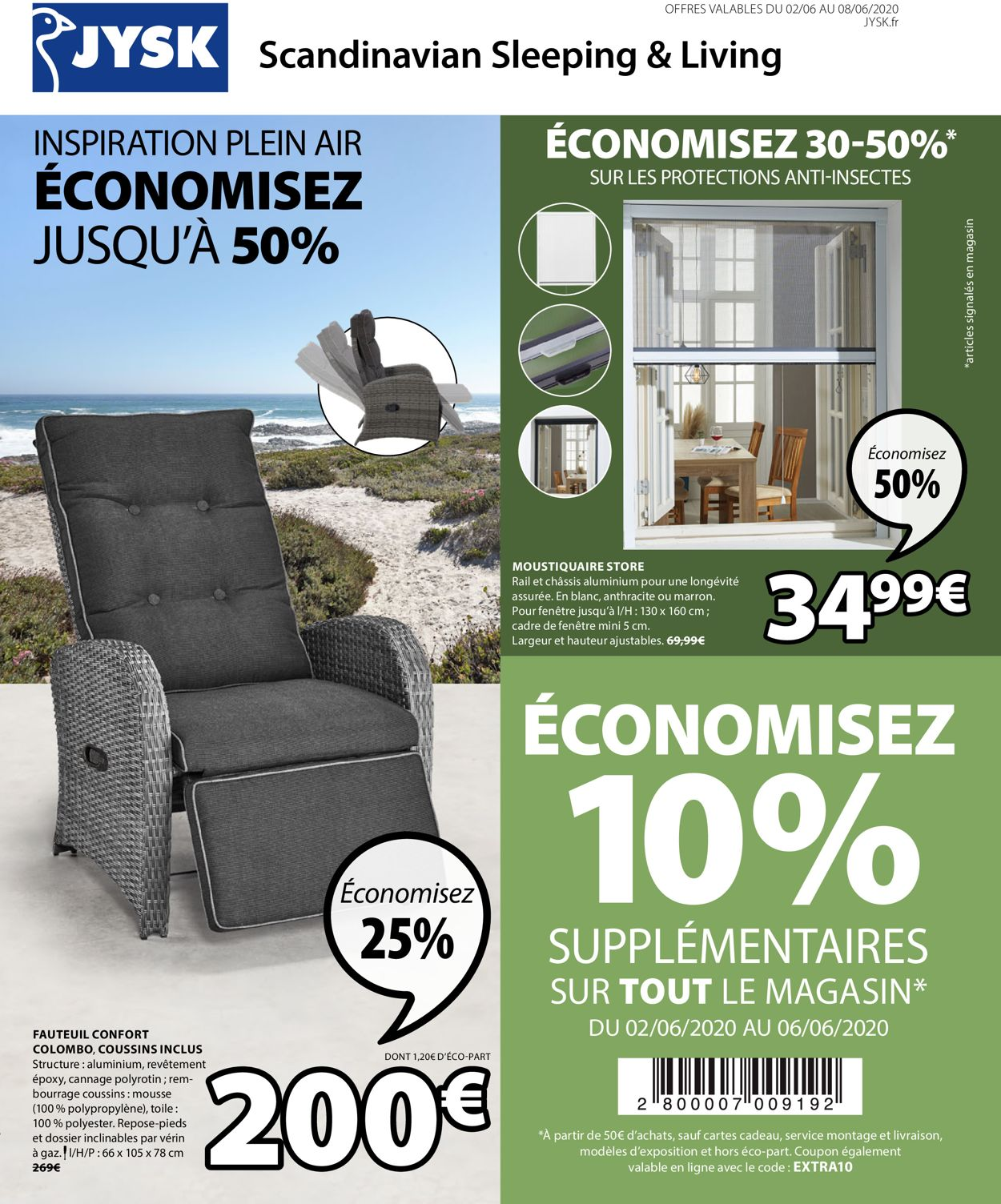 JYSK Catalogue - 02.06-08.06.2020