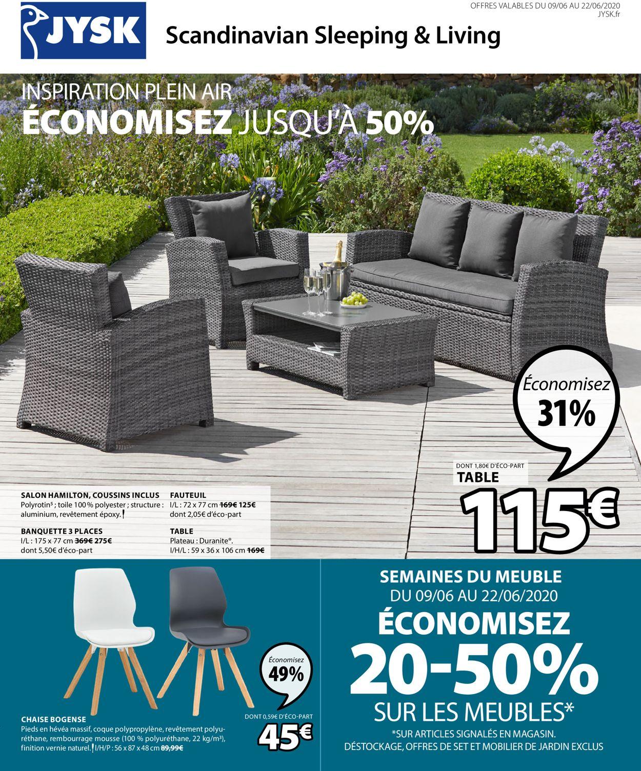 JYSK Catalogue - 09.06-22.06.2020 (Page 2)
