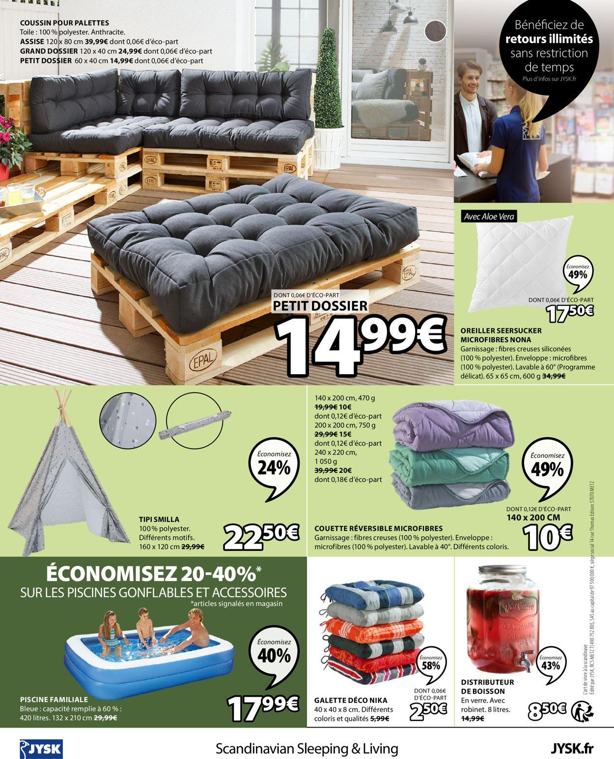 JYSK Catalogue - 09.06-22.06.2020 (Page 25)