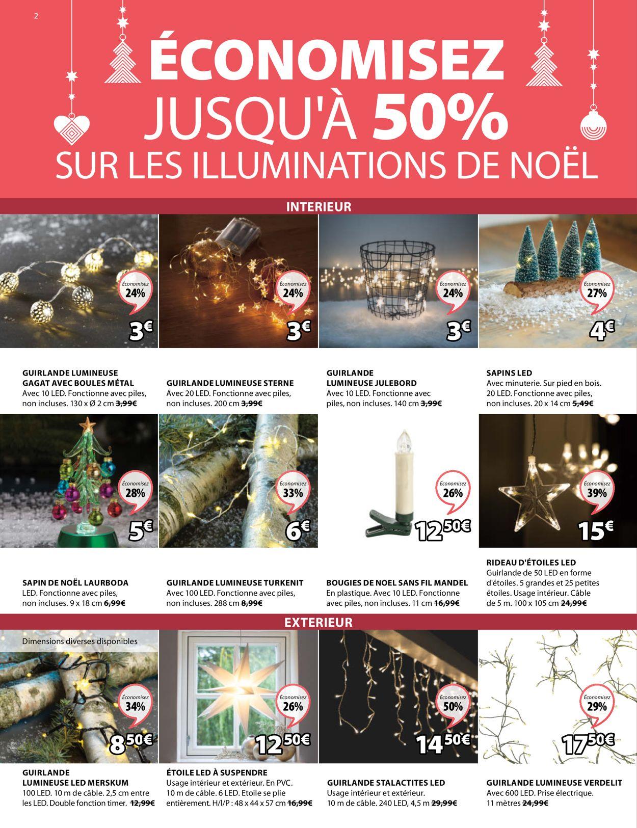 JYSK - noel Catalogue - 17.11-29.11.2020 (Page 3)