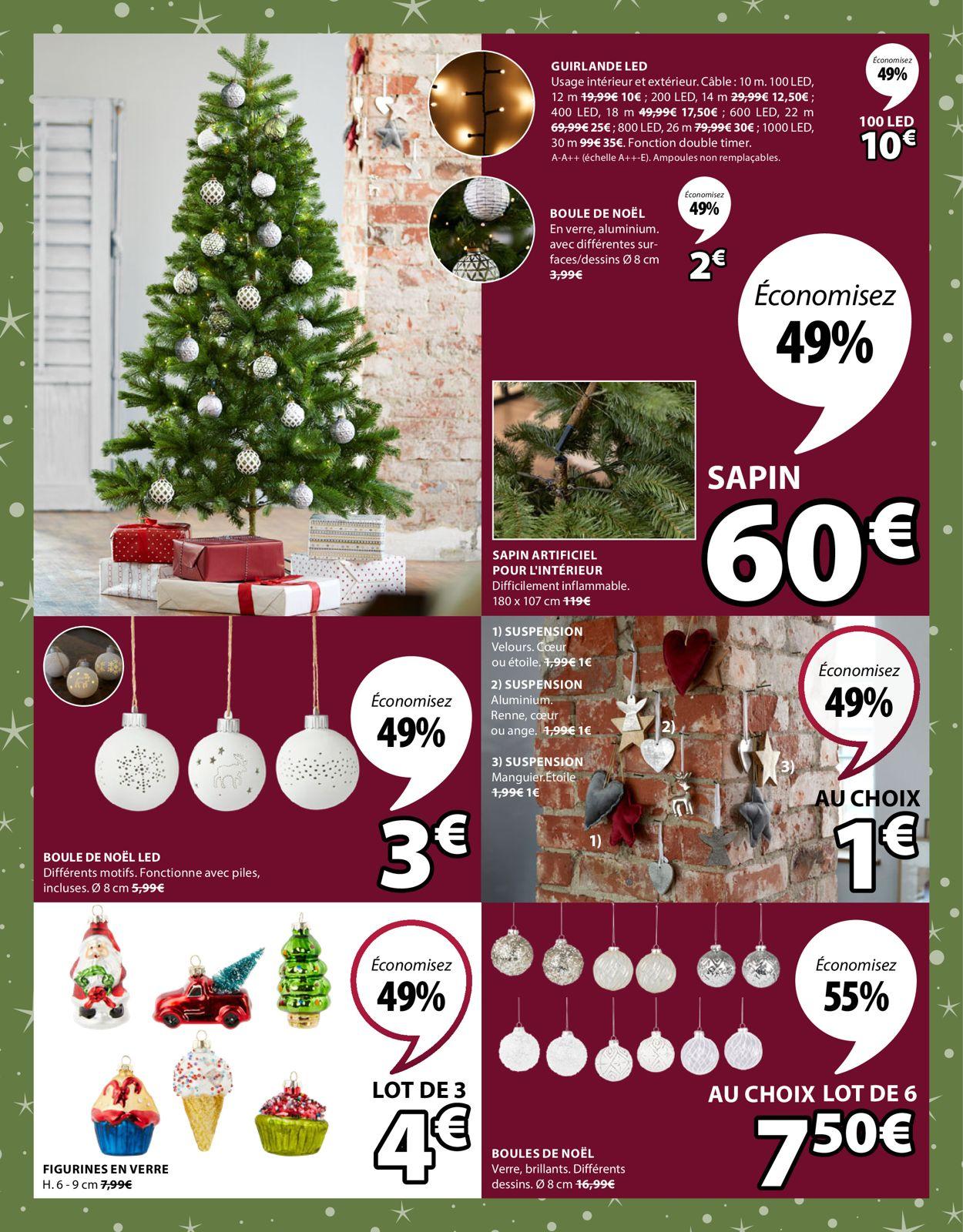 JYSK catalogue de Noël 2019 Catalogue - 10.12-16.12.2019 (Page 2)