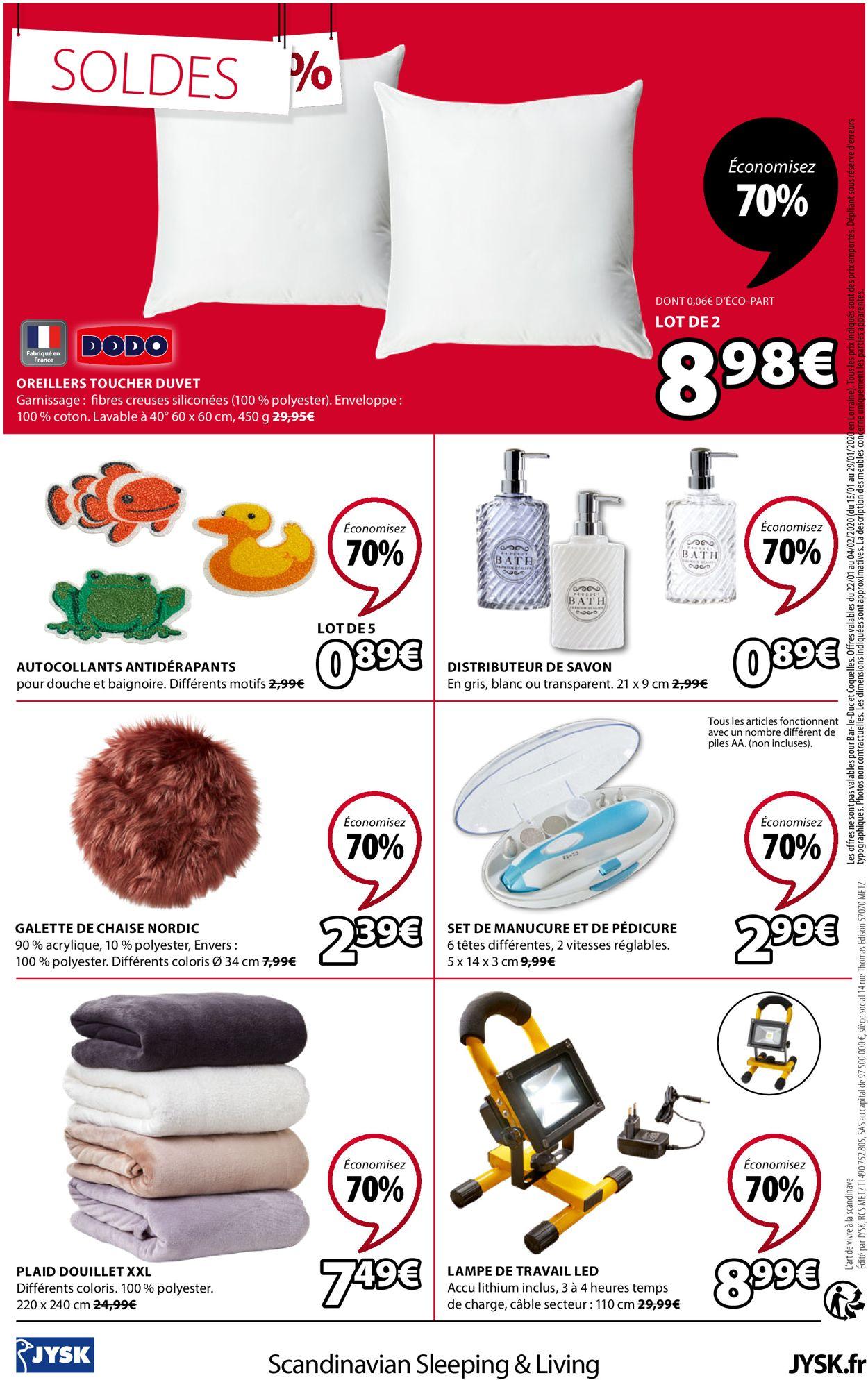 JYSK Catalogue - 22.01-04.02.2020 (Page 16)