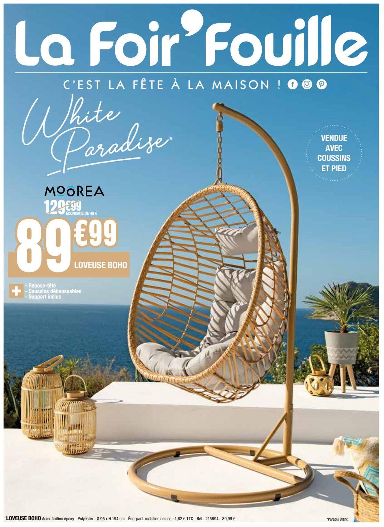 La Foir'Fouille Catalogue - 19.05-23.06.2020
