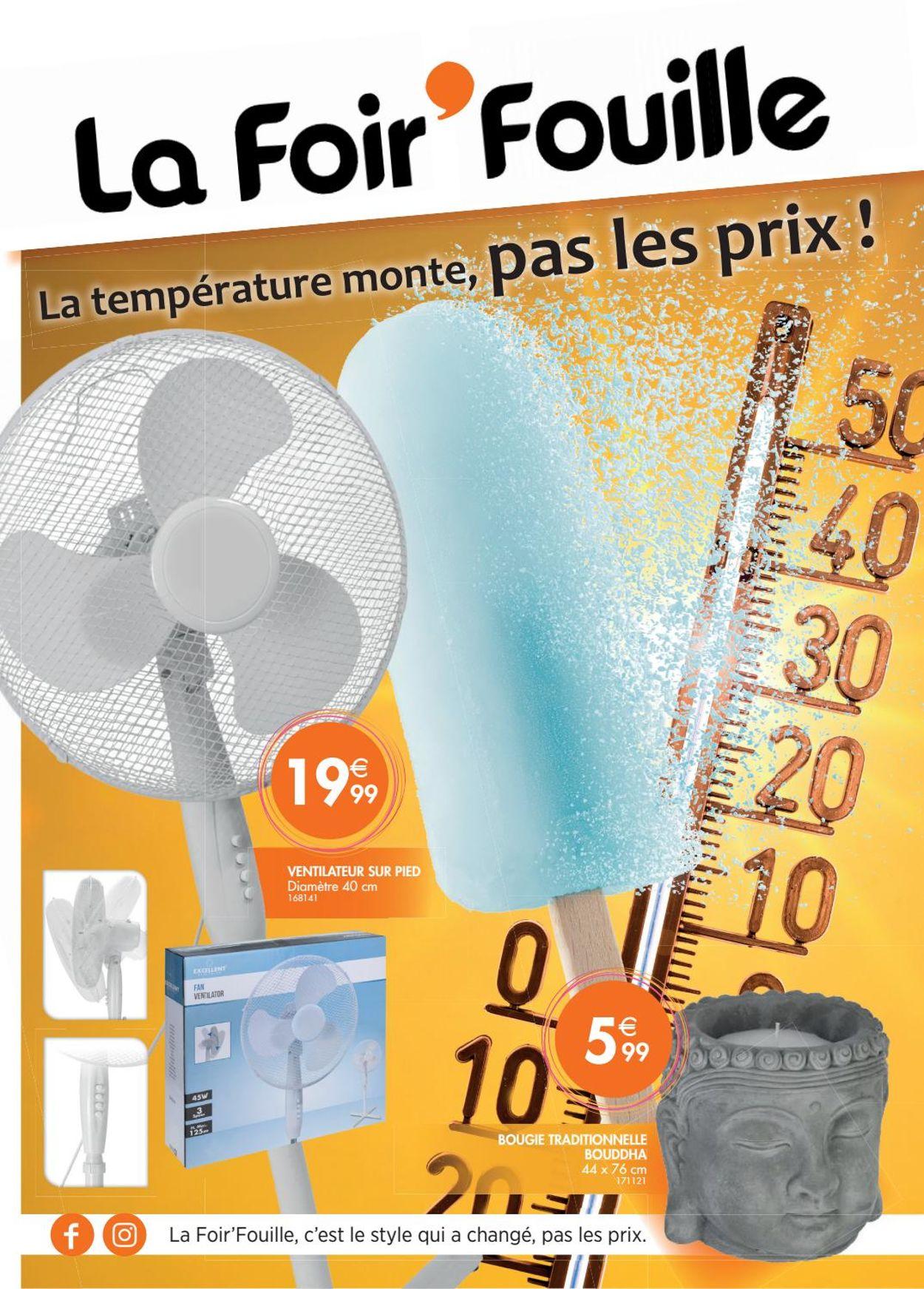 La Foir'Fouille Catalogue - 19.06-21.07.2020