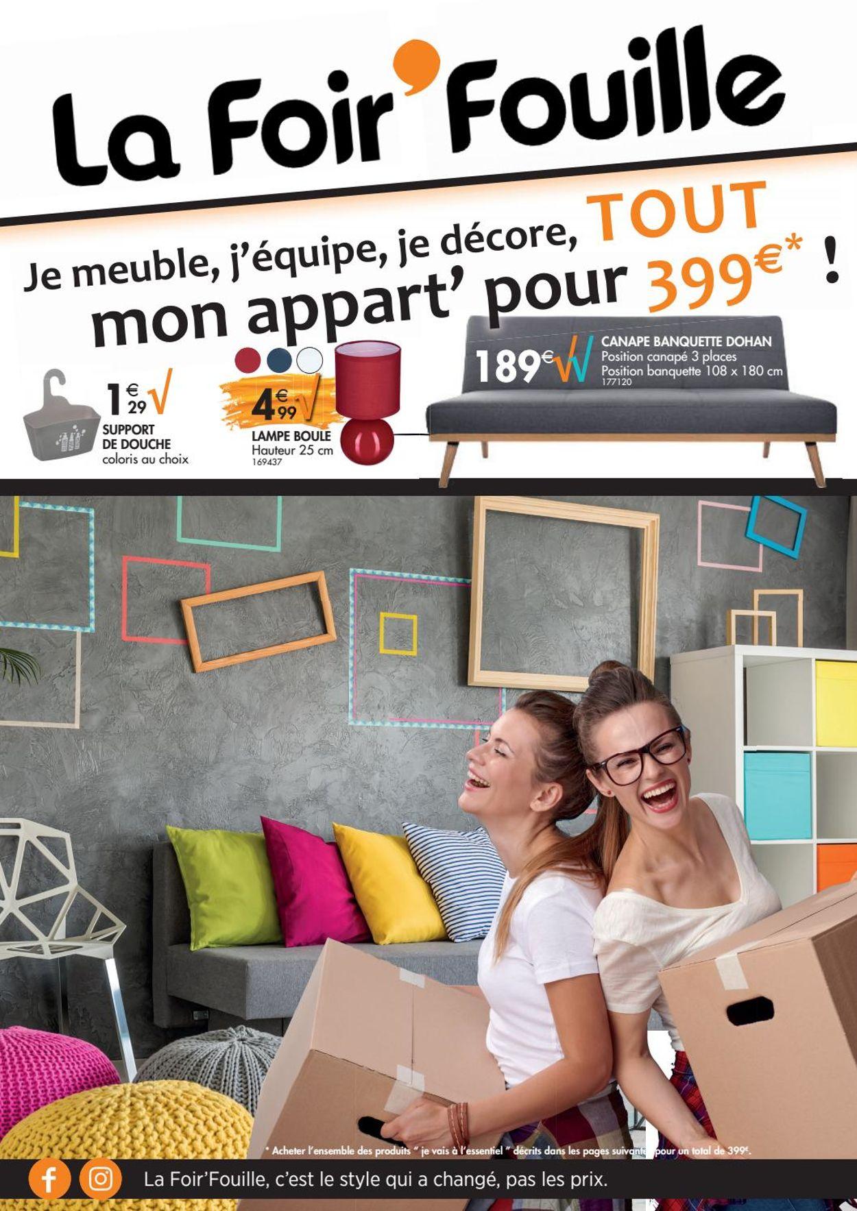 La Foir'Fouille Catalogue - 20.07-02.08.2020