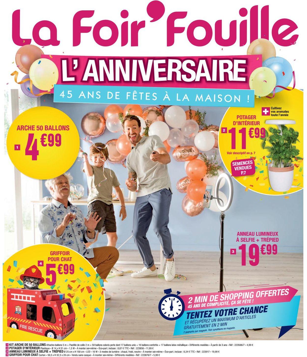 La Foir'Fouille Catalogue - 31.08-06.09.2020