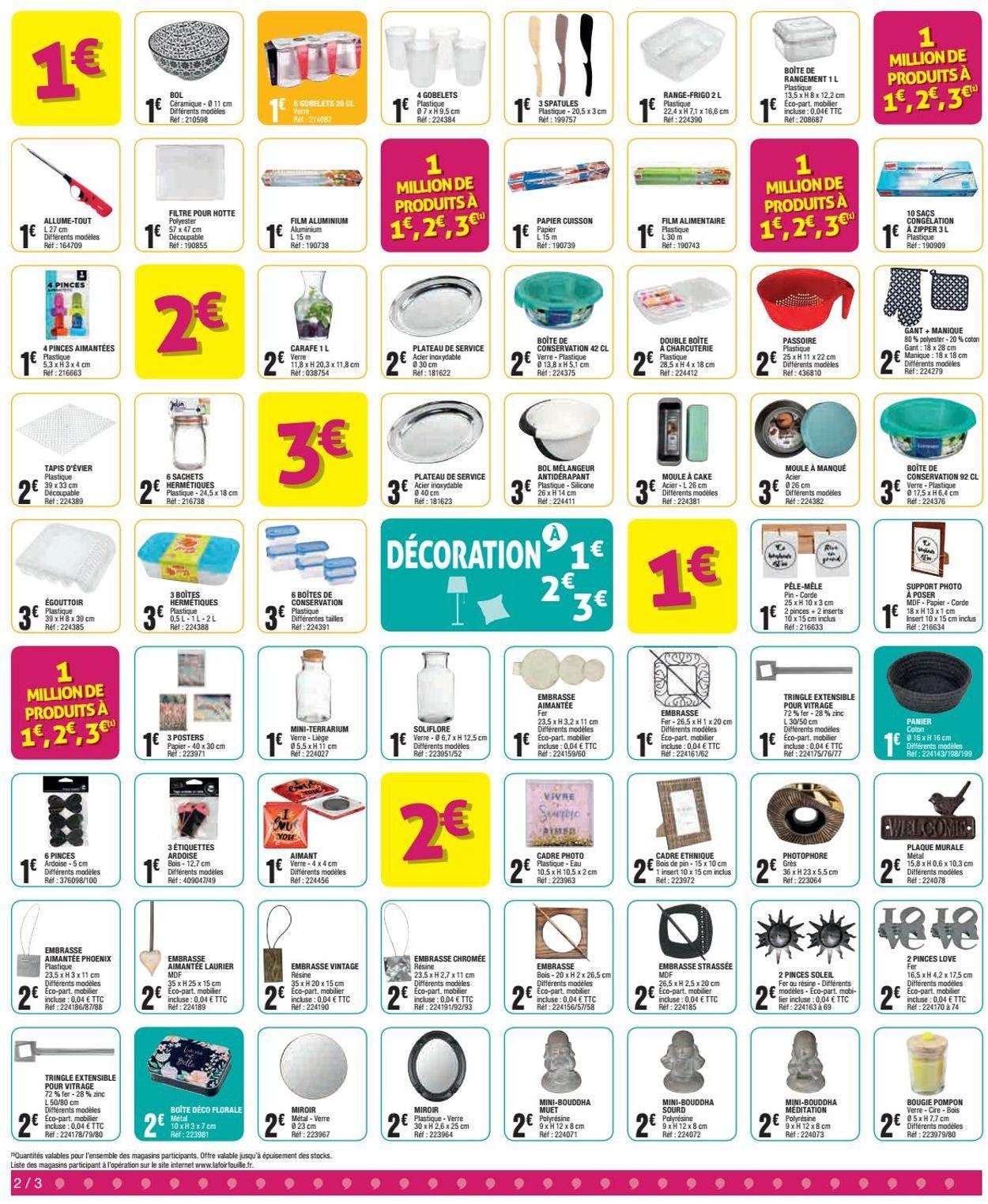 La Foir'Fouille Catalogue - 16.09-23.09.2020 (Page 2)