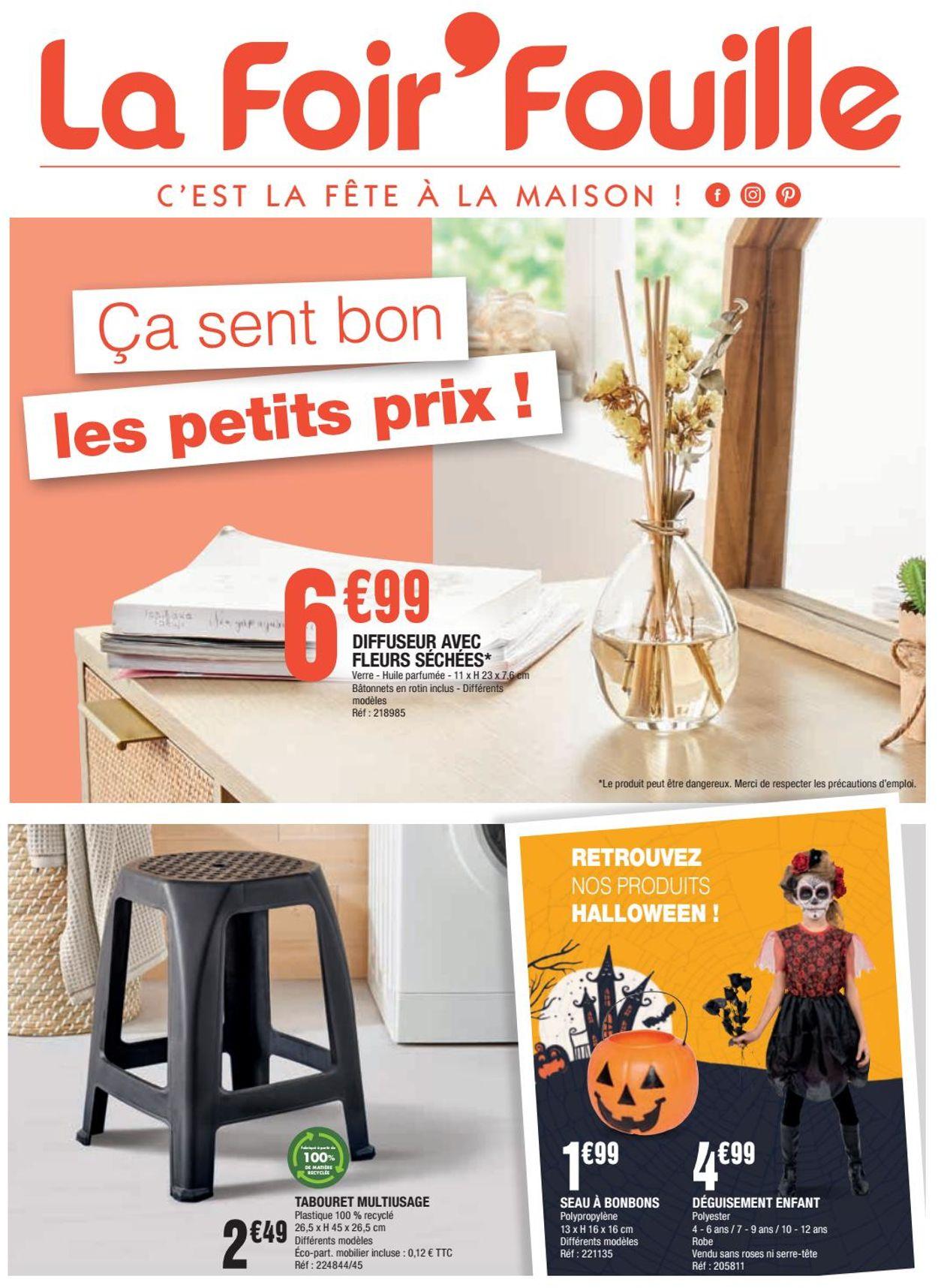 La Foir'Fouille Catalogue - 14.10-25.10.2020