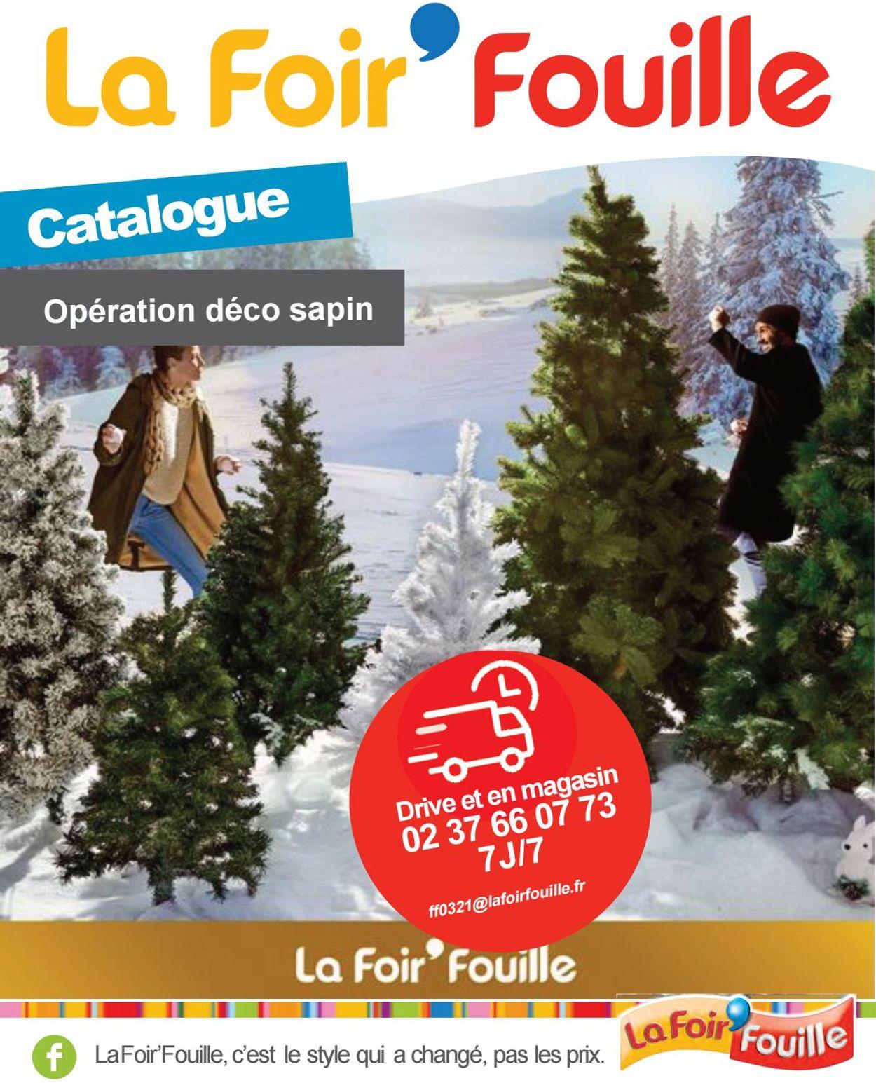 La Foir'Fouille - noel Catalogue - 17.11-23.11.2020