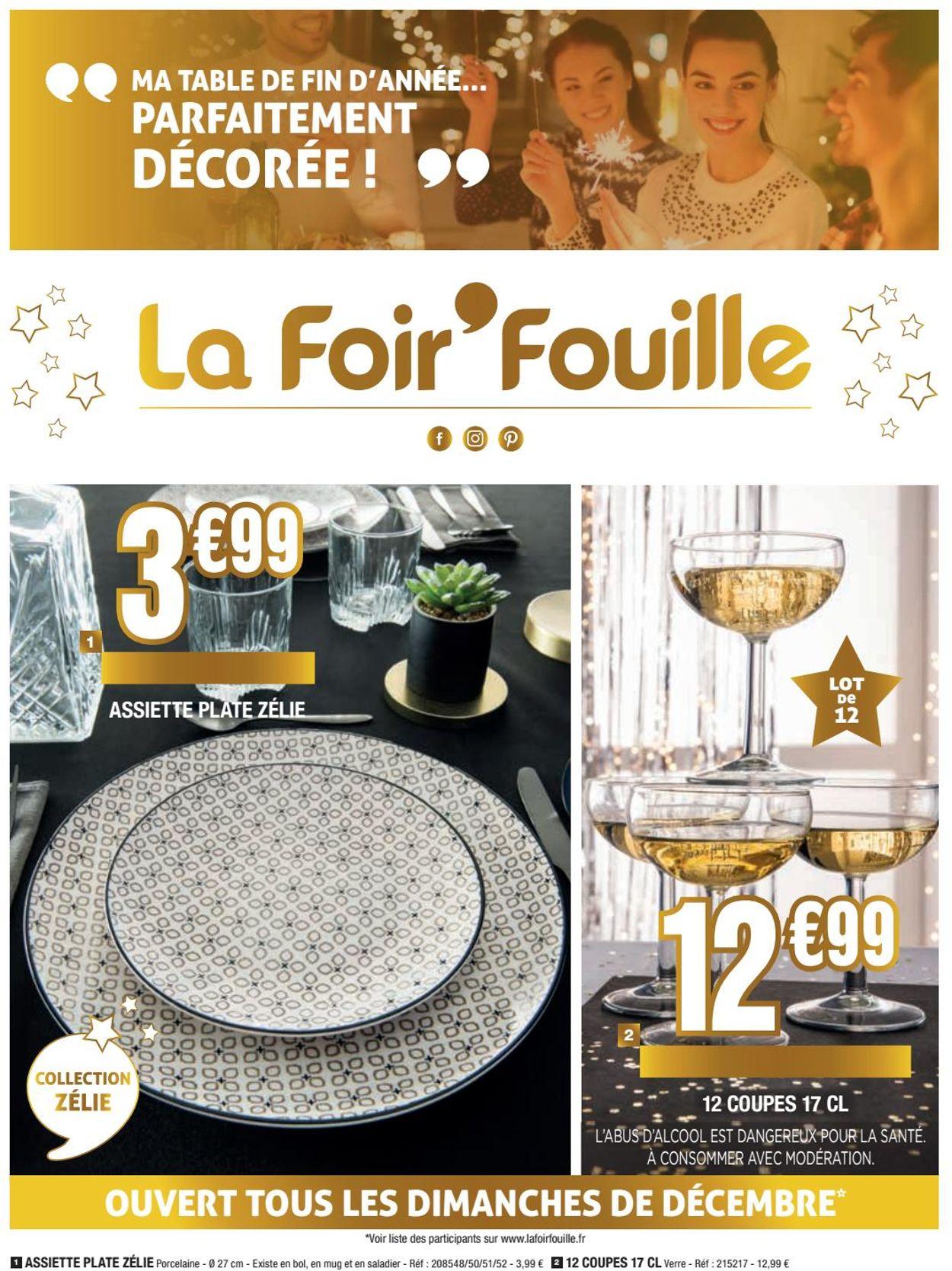 La Foir'Fouille Noel 2020 Catalogue - 24.11-24.12.2020