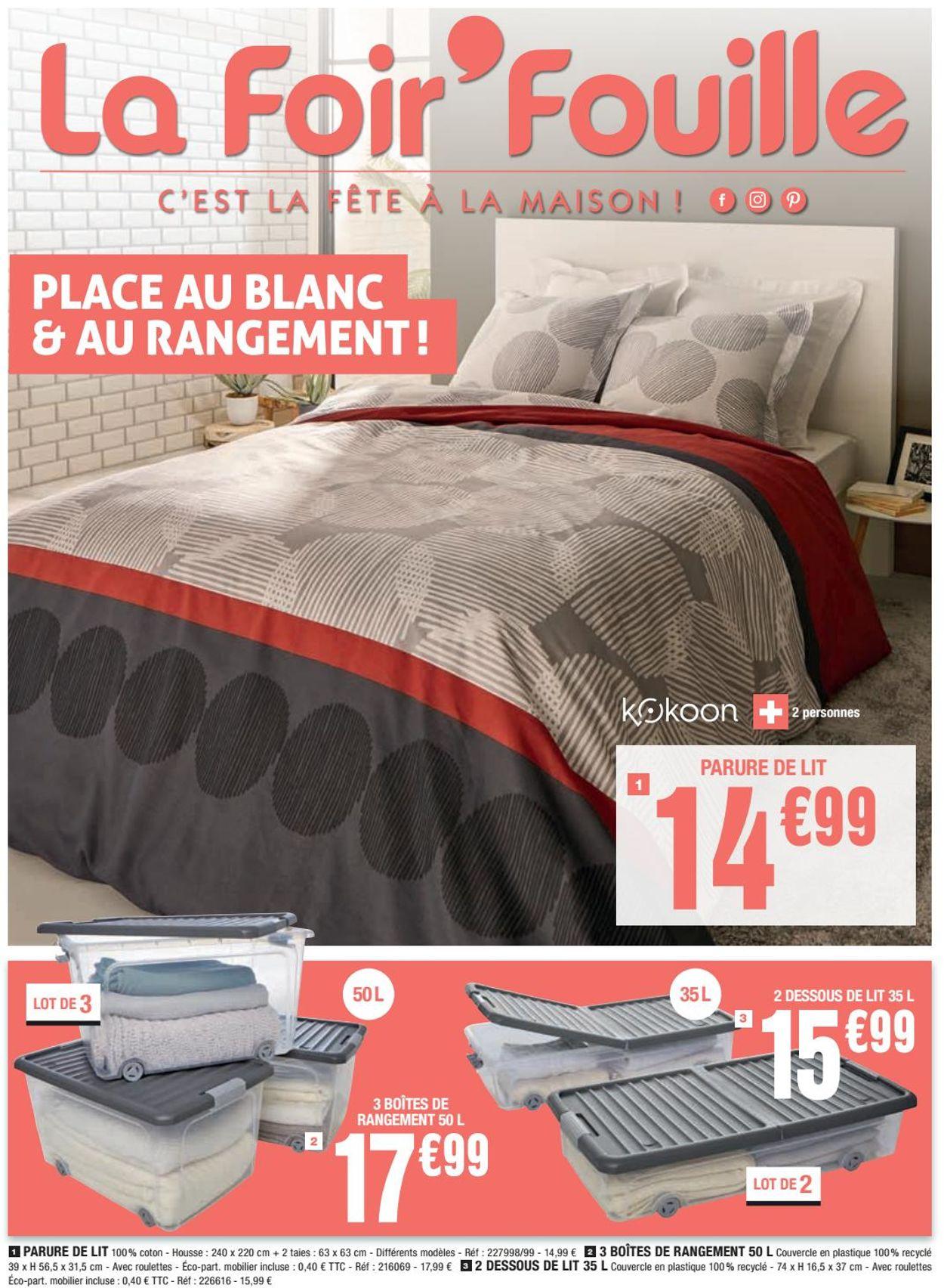 La Foir'Fouille Catalogue - 09.12-29.12.2020
