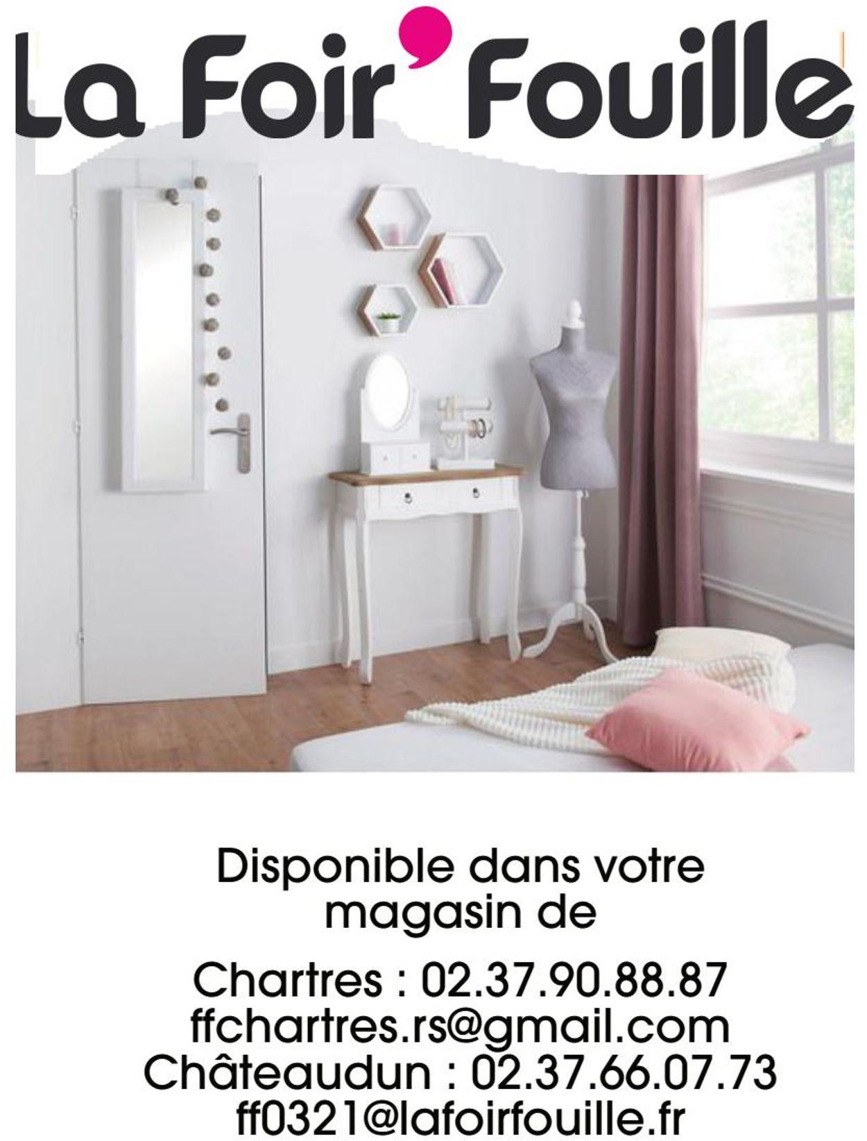 La Foir'Fouille Catalogue - 22.12-13.01.2021