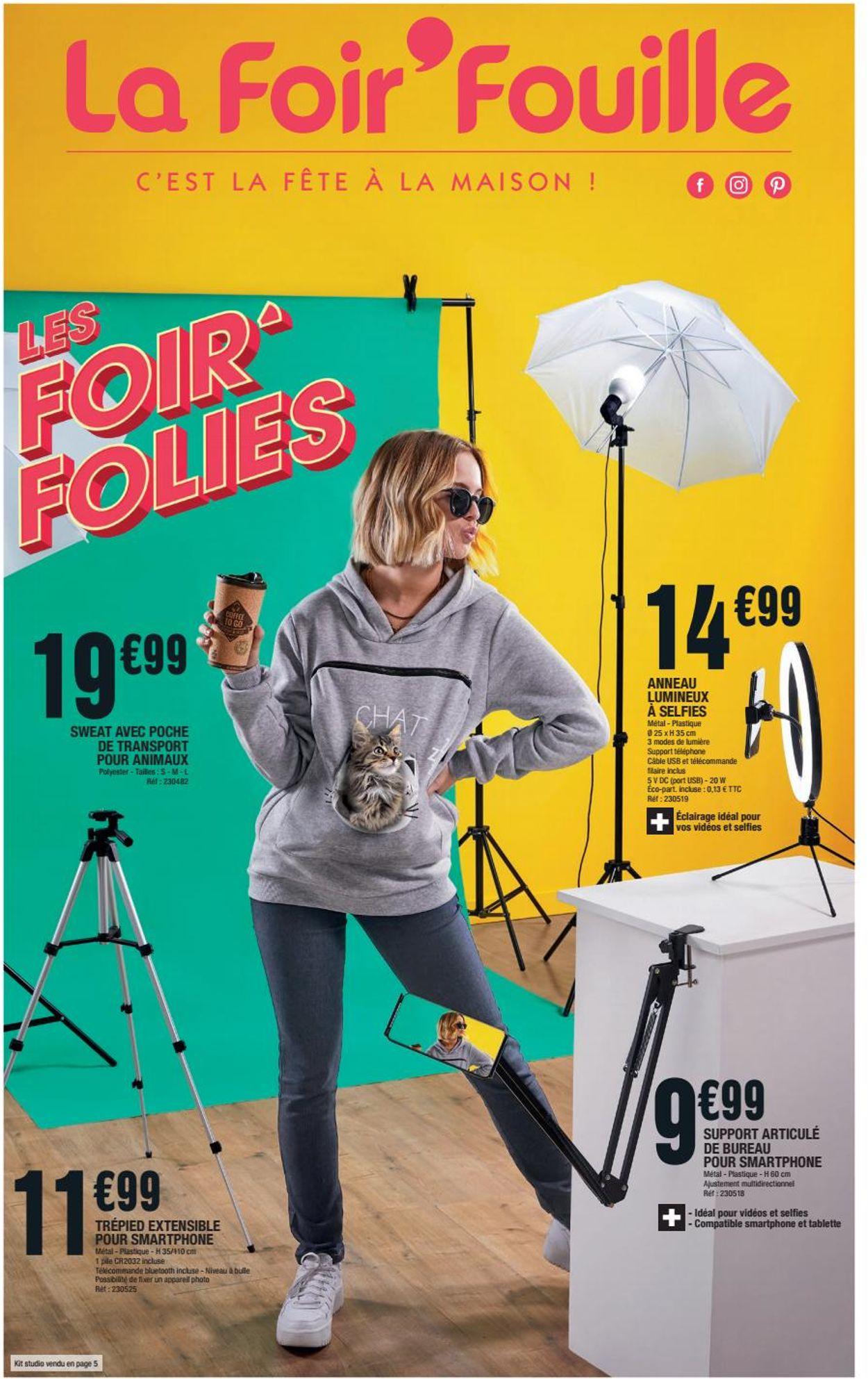 La Foir'Fouille Catalogue - 10.02-13.03.2021