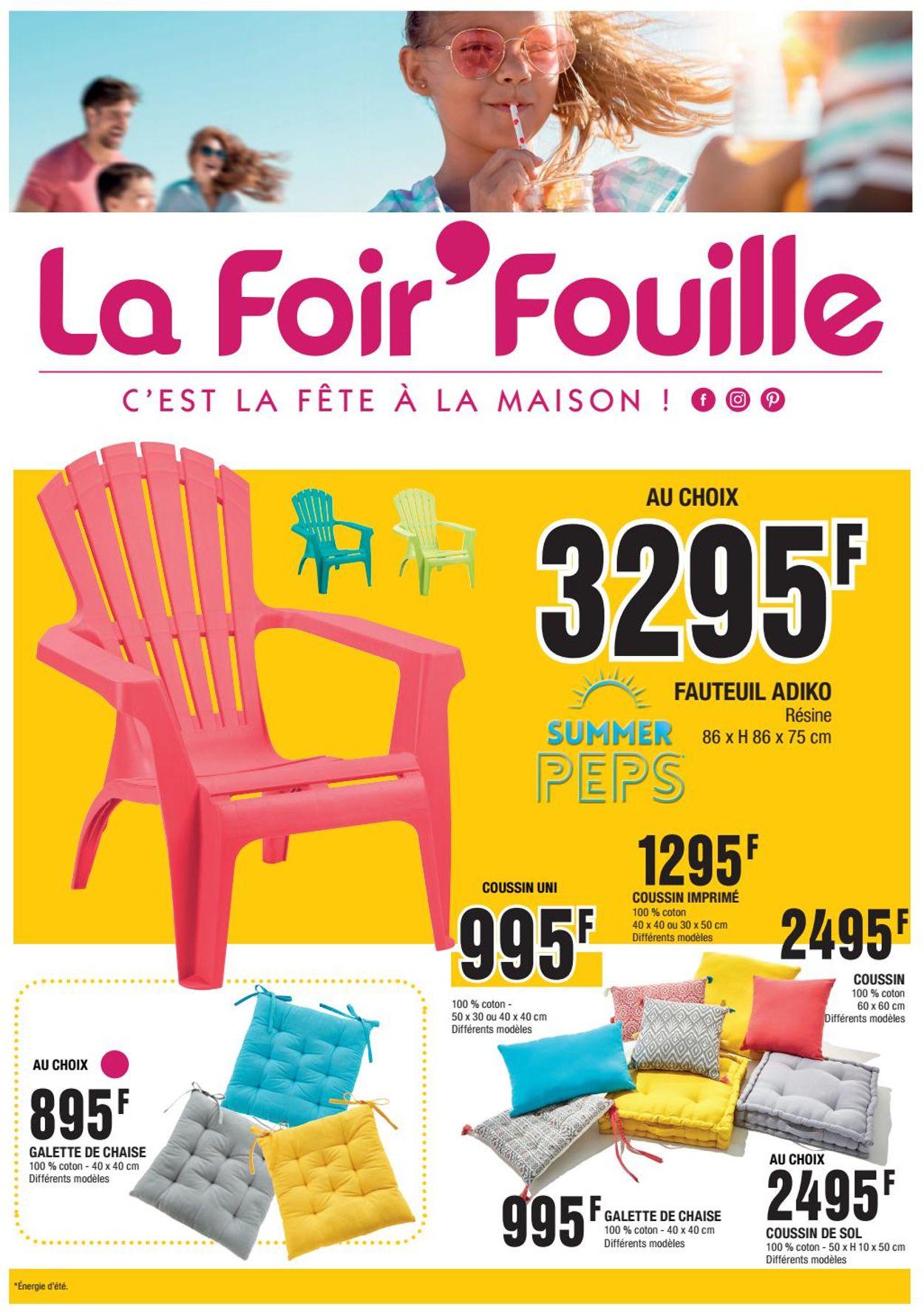 La Foir'Fouille Catalogue - 19.02-25.02.2021