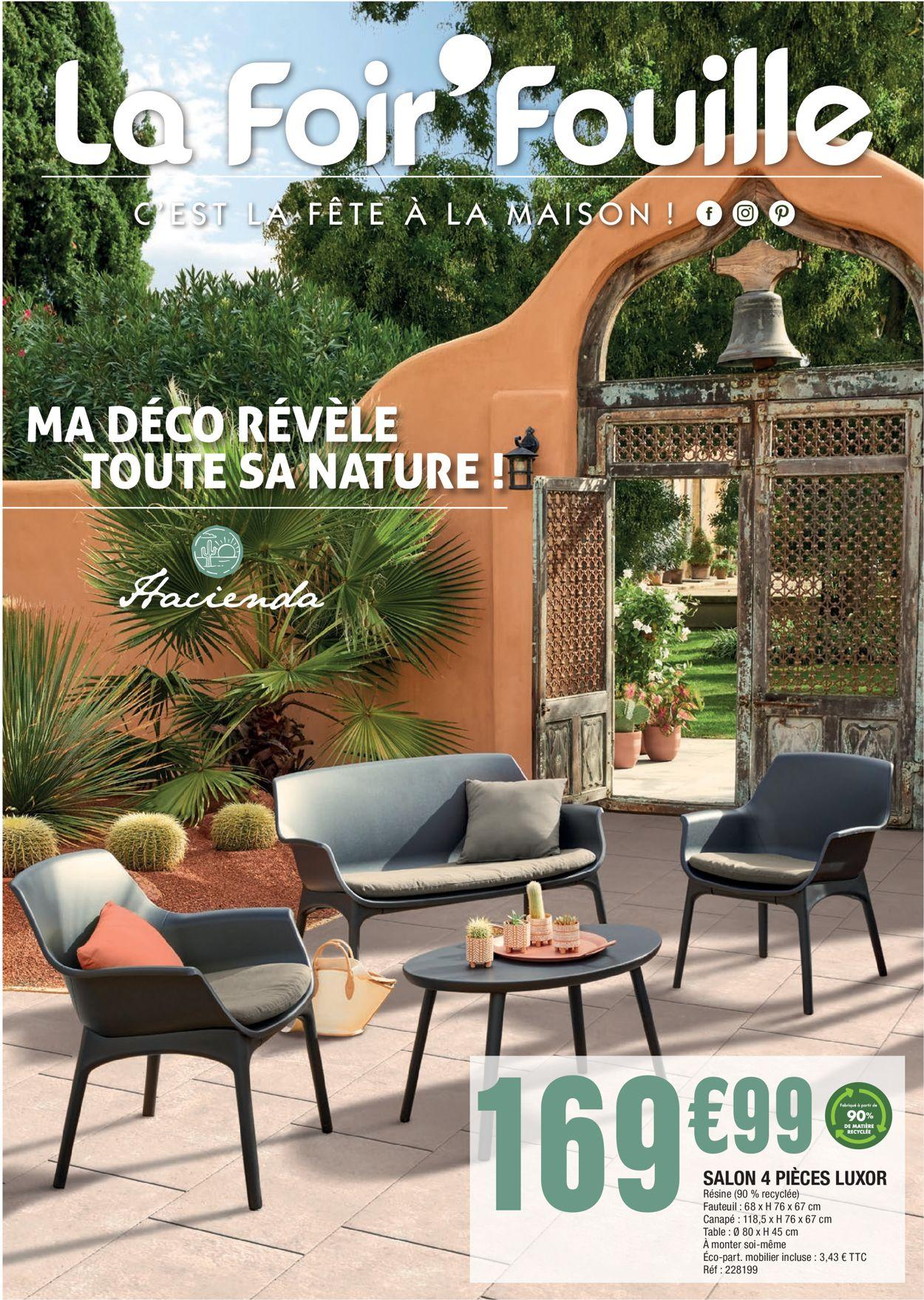 La Foir'Fouille Catalogue - 23.03-04.04.2021