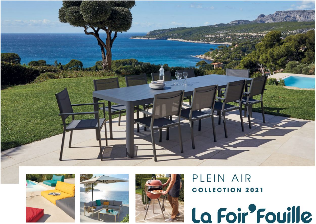 La Foir'Fouille Catalogue - 01.04-31.08.2021
