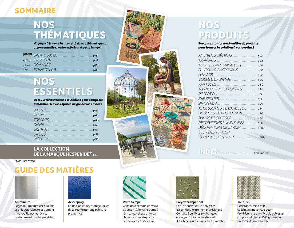 La Foir'Fouille Catalogue - 01.04-31.08.2021 (Page 3)