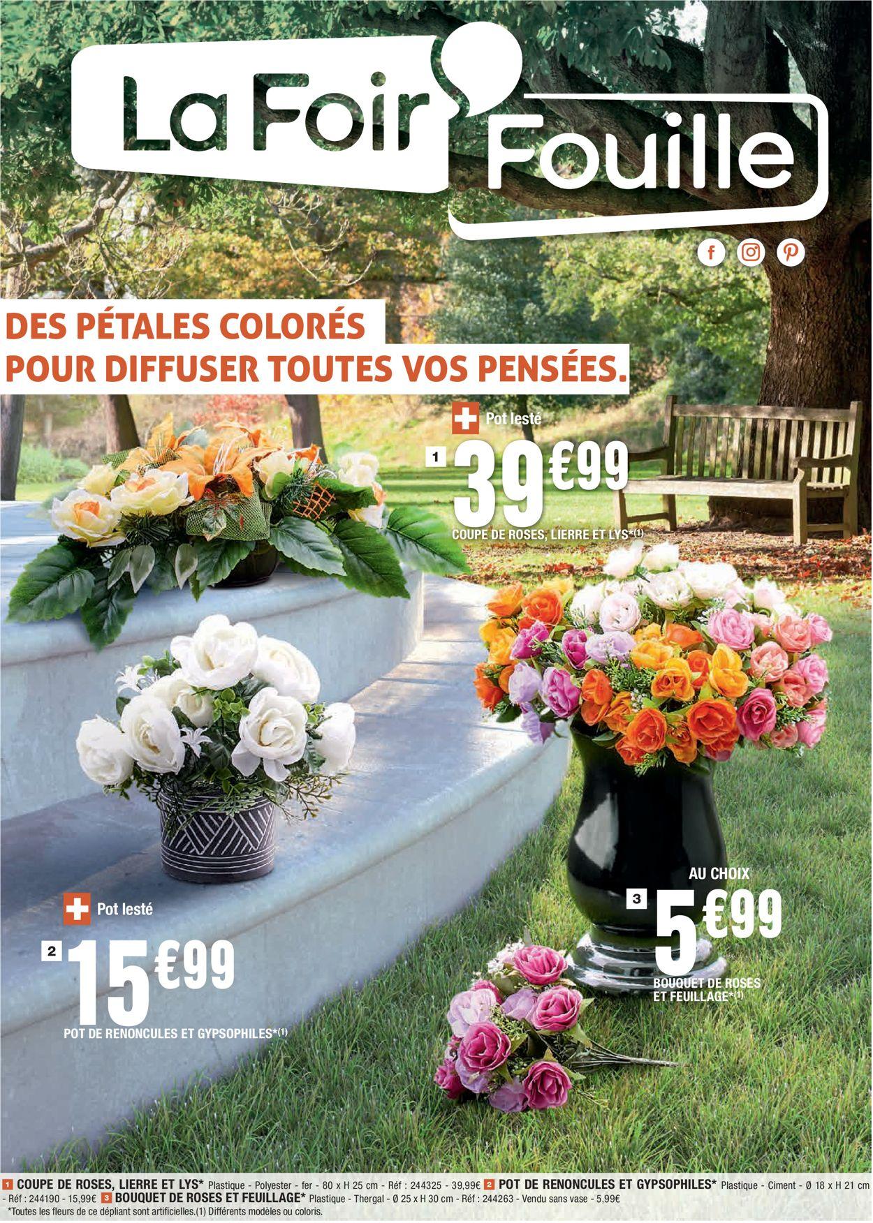 La Foir'Fouille Catalogue - 20.09-26.09.2021