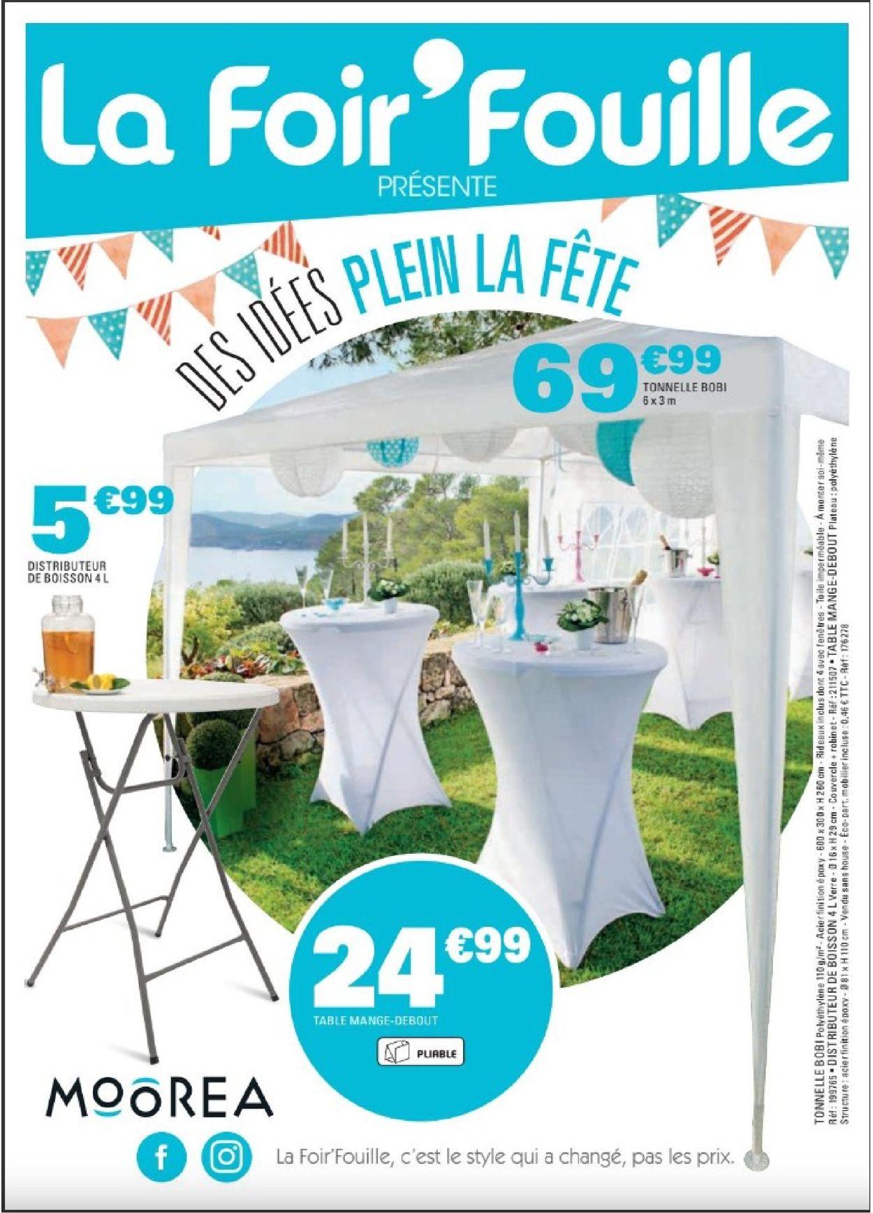 La Foir'Fouille Catalogue - 06.05-12.05.2019