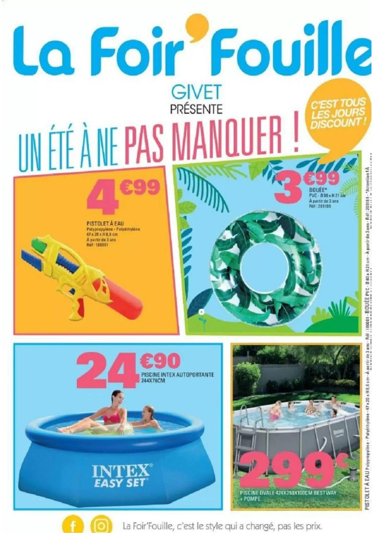 La Foir'Fouille Catalogue - 05.06-09.06.2019