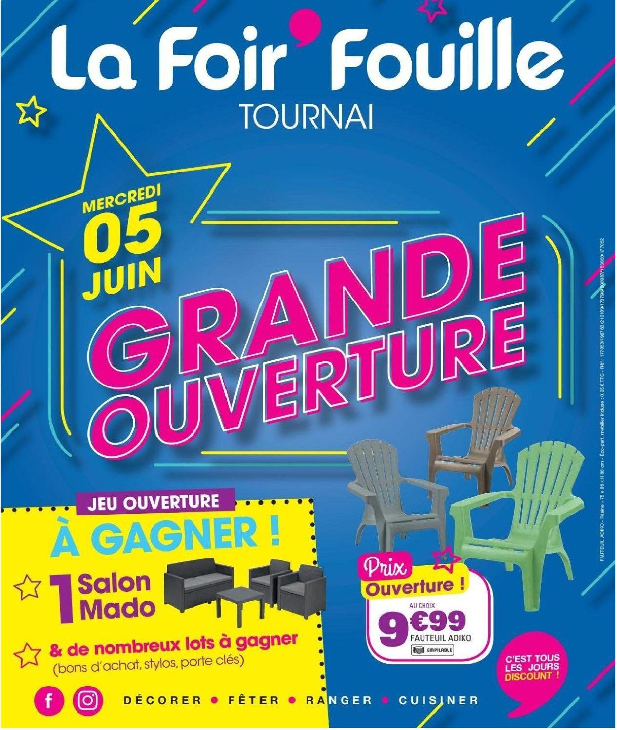 La Foir'Fouille Catalogue - 05.06-16.06.2019