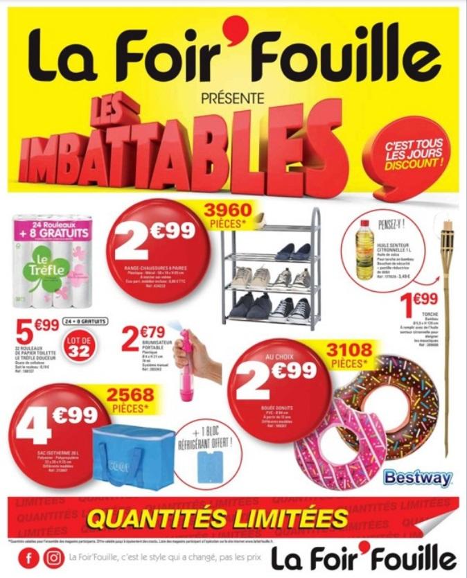 La Foir'Fouille Catalogue - 15.07-28.07.2019