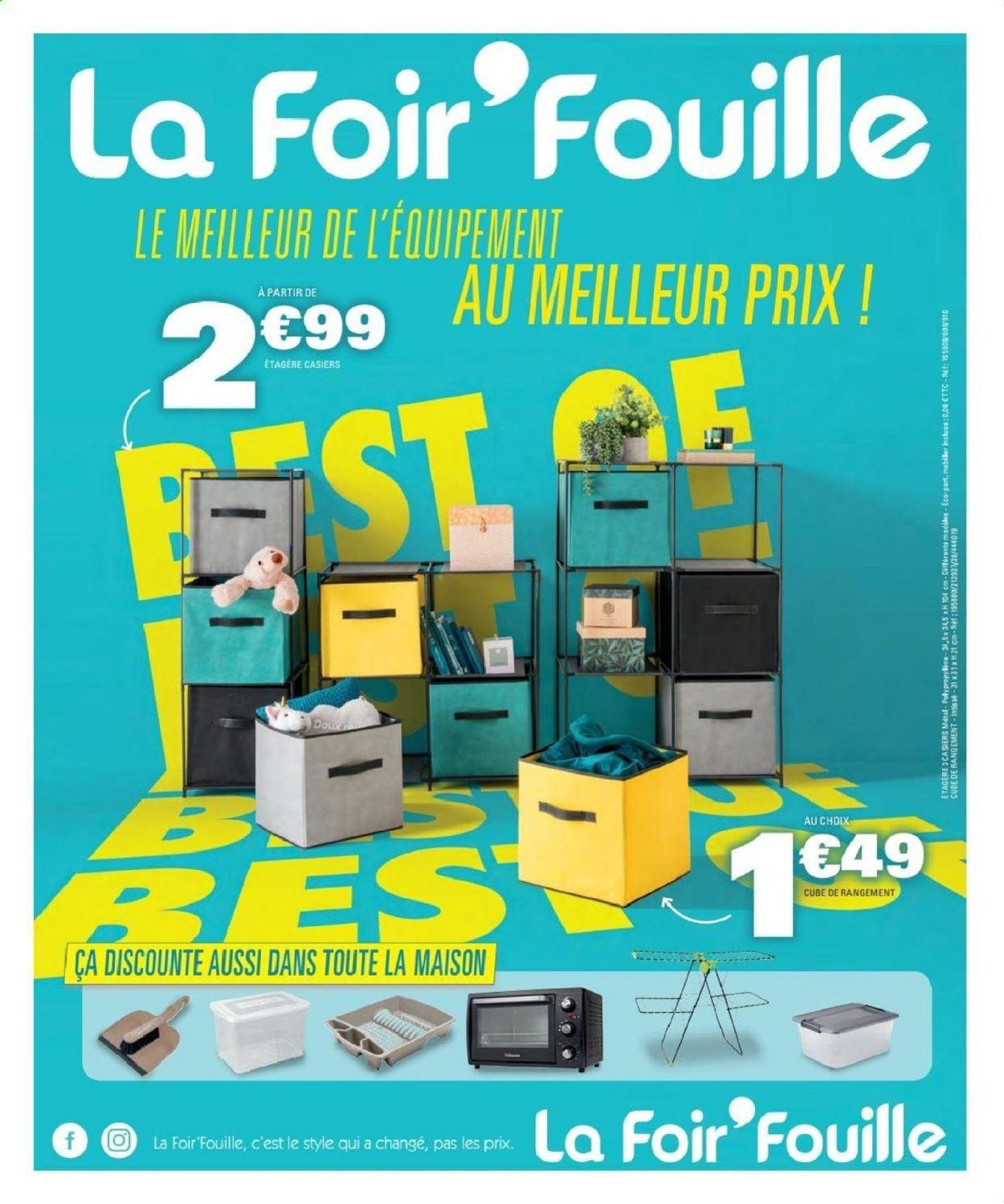 La Foir'Fouille Catalogue - 19.08-25.08.2019