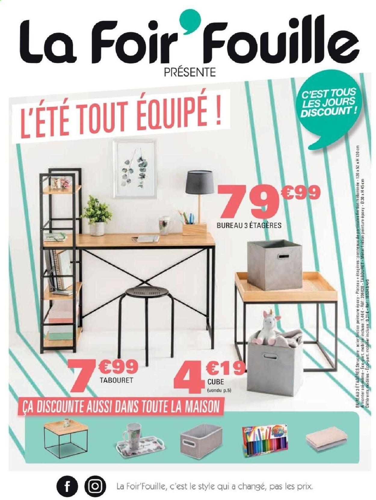 La Foir'Fouille Catalogue - 10.08-31.08.2019