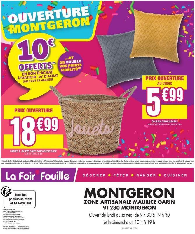 La Foir'Fouille Catalogue - 11.11-17.11.2019 (Page 8)