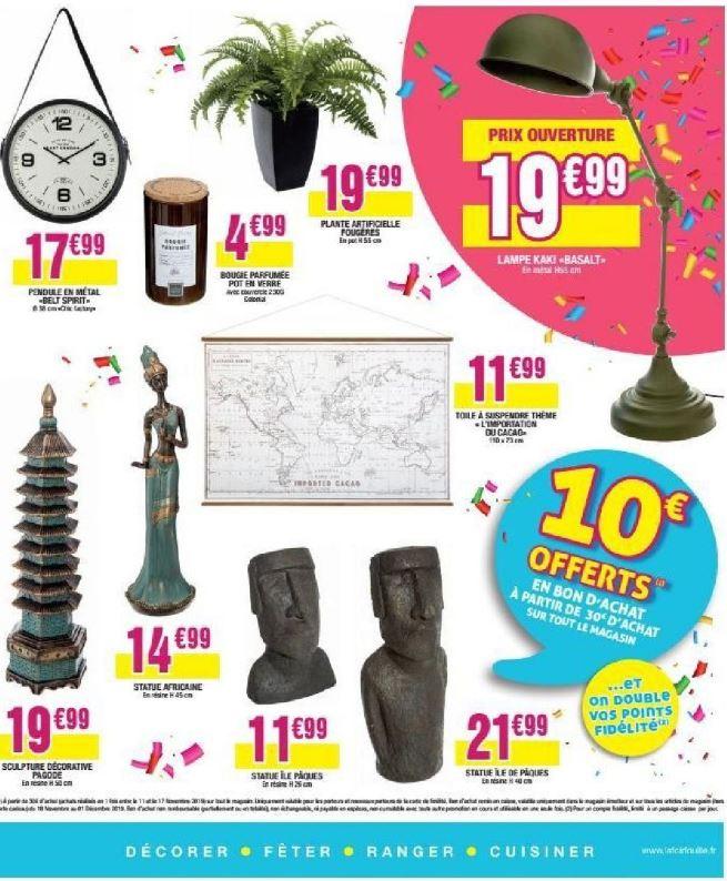 La Foir'Fouille Catalogue - 11.11-17.11.2019 (Page 3)