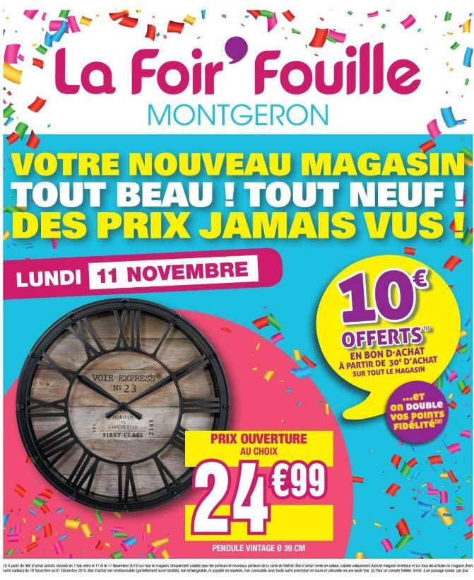 La Foir'Fouille Catalogue - 11.11-17.11.2019