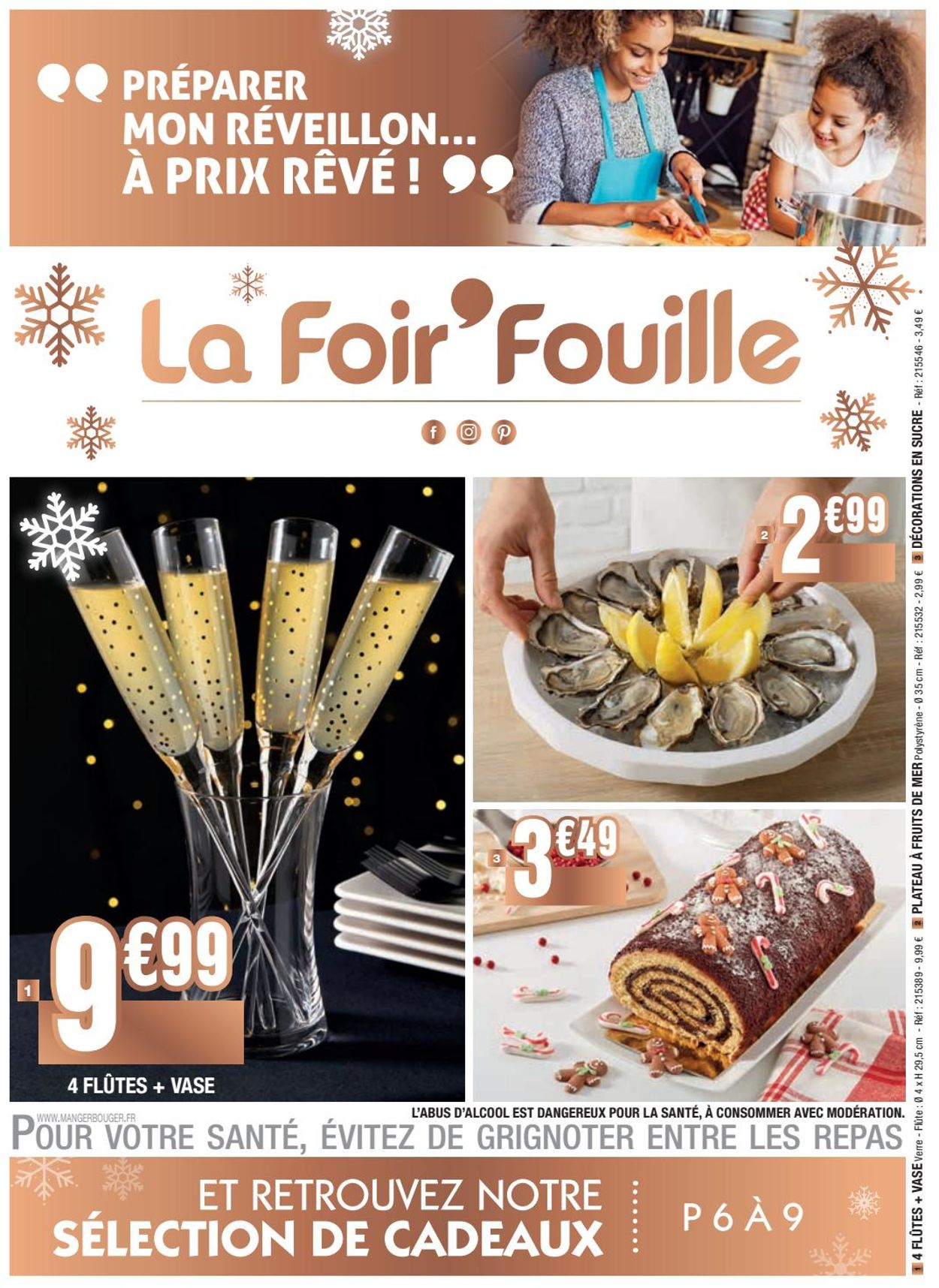 La Foir'Fouille catalogue de Noël 2019 Catalogue - 02.12-08.12.2019