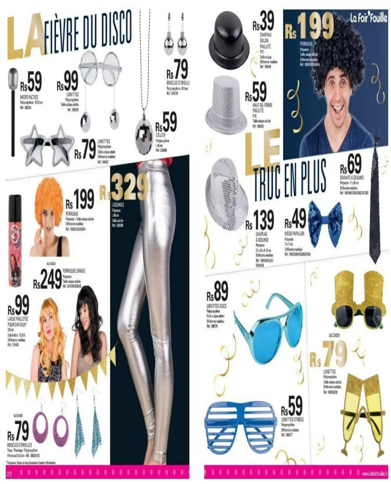 La Foir'Fouille Catalogue - 26.12-03.01.2020 (Page 2)