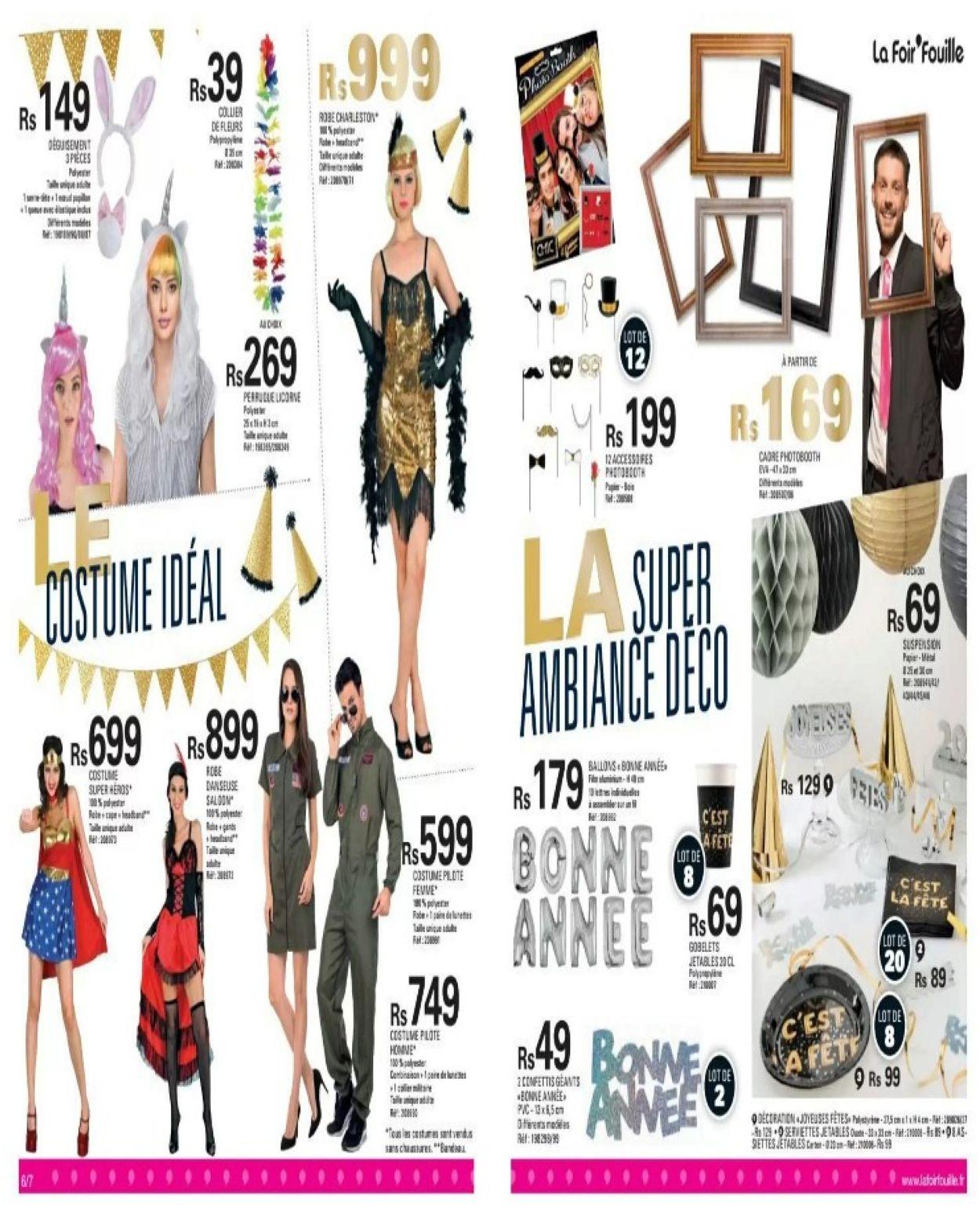 La Foir'Fouille Catalogue - 26.12-03.01.2020 (Page 4)