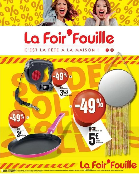 La Foir'Fouille Catalogue - 02.01-09.01.2020