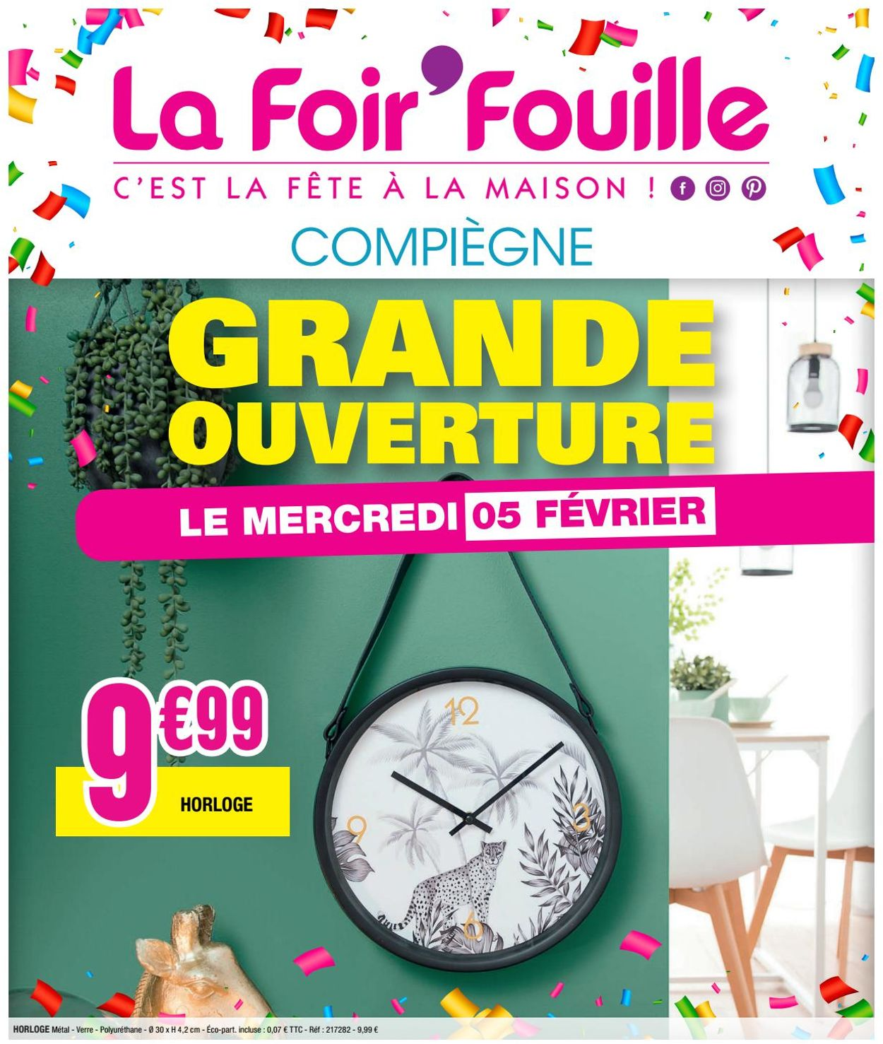 La Foir'Fouille Catalogue - 05.02-15.02.2020