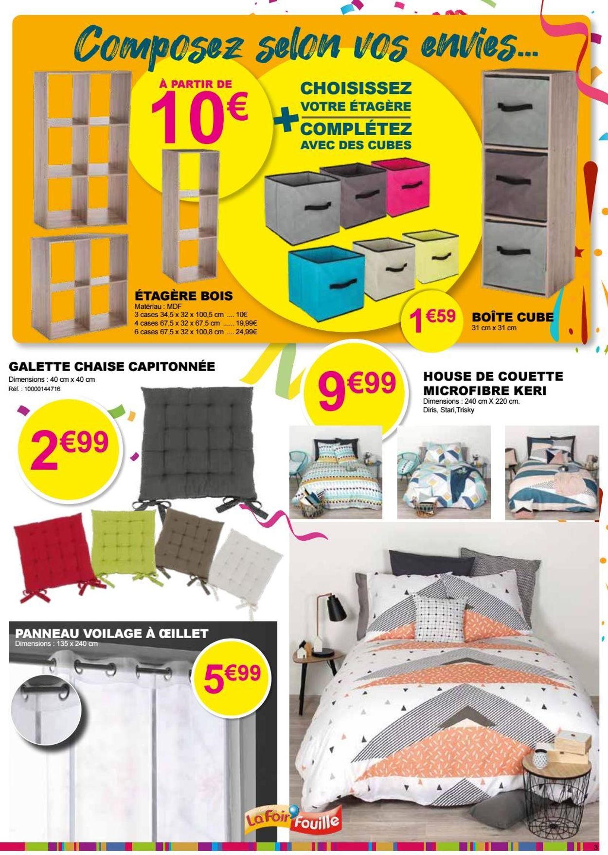 La Foir'Fouille Catalogue - 19.02-26.02.2020 (Page 3)